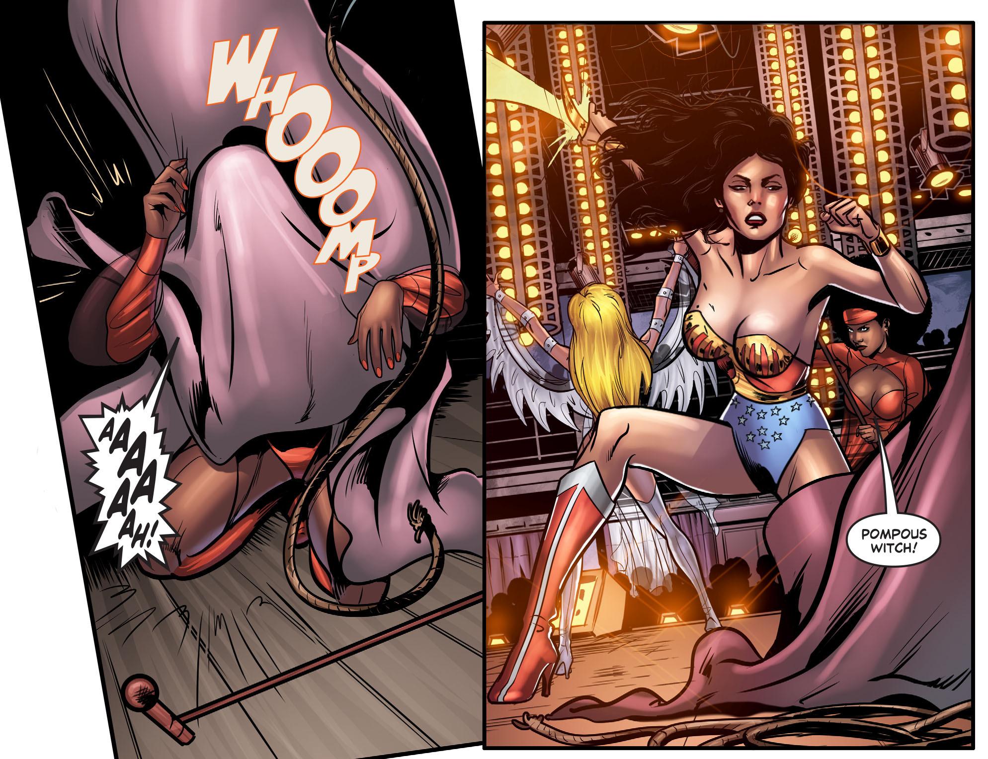 Read online Wonder Woman '77 [I] comic -  Issue #3 - 10