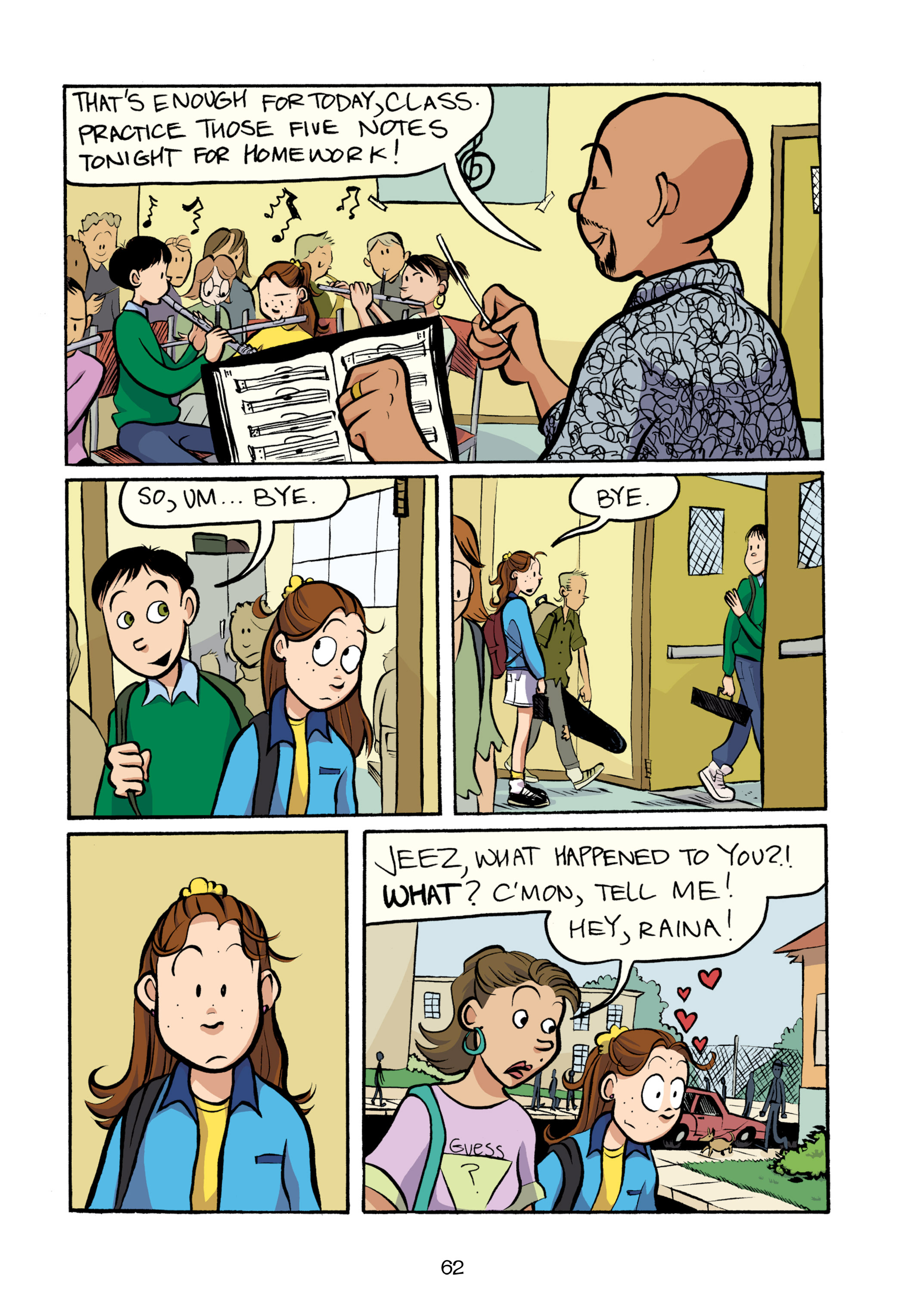 Read online Smile comic -  Issue # TPB - 68