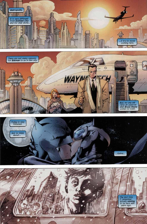 Read online Batman: Hush comic -  Issue #4 - 2