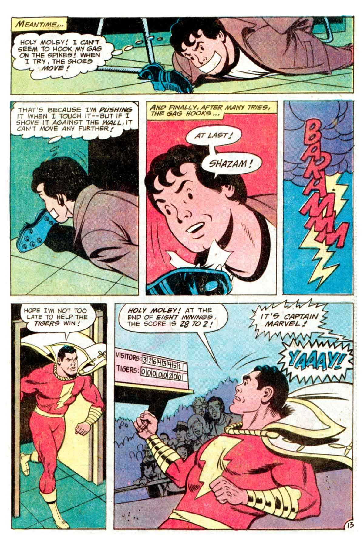 Read online Shazam! (1973) comic -  Issue #32 - 14