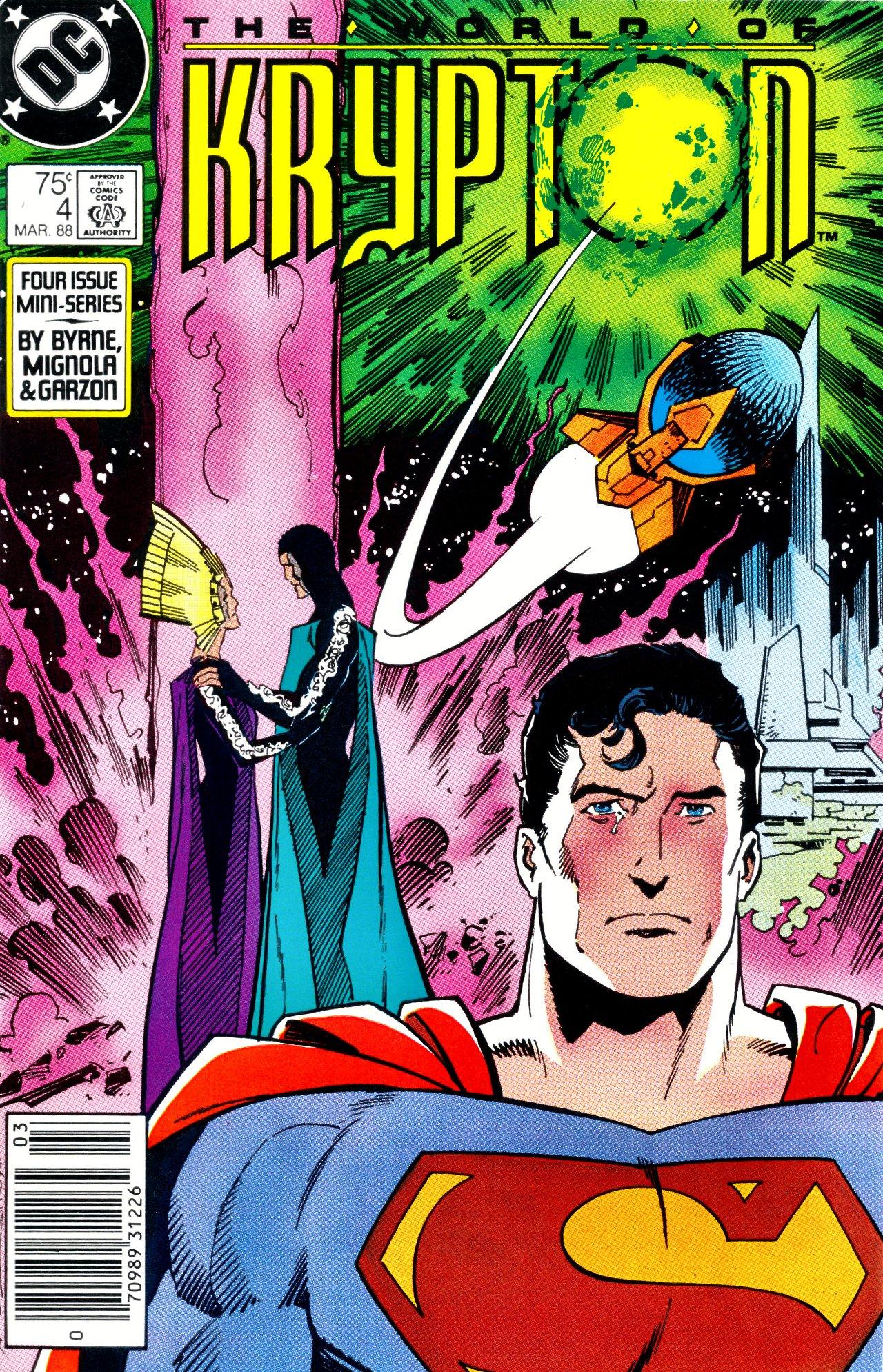 Read online World of Krypton comic -  Issue #4 - 2