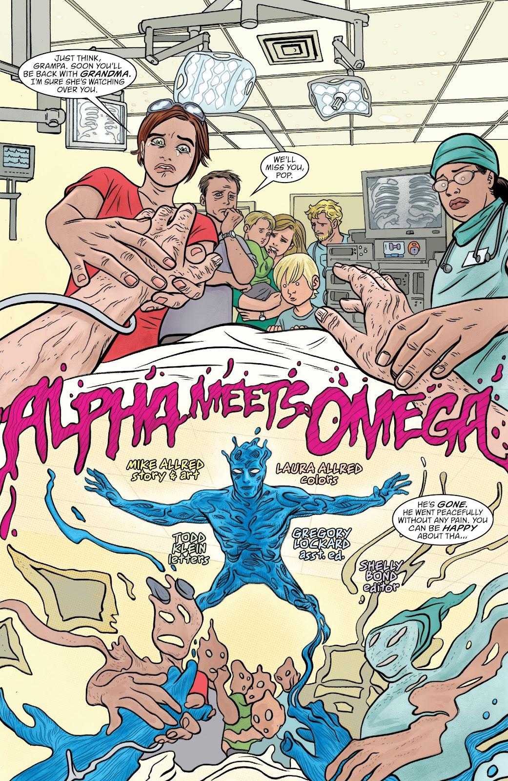 Read online Strange Adventures (2014) comic -  Issue # TPB (Part 2) - 46