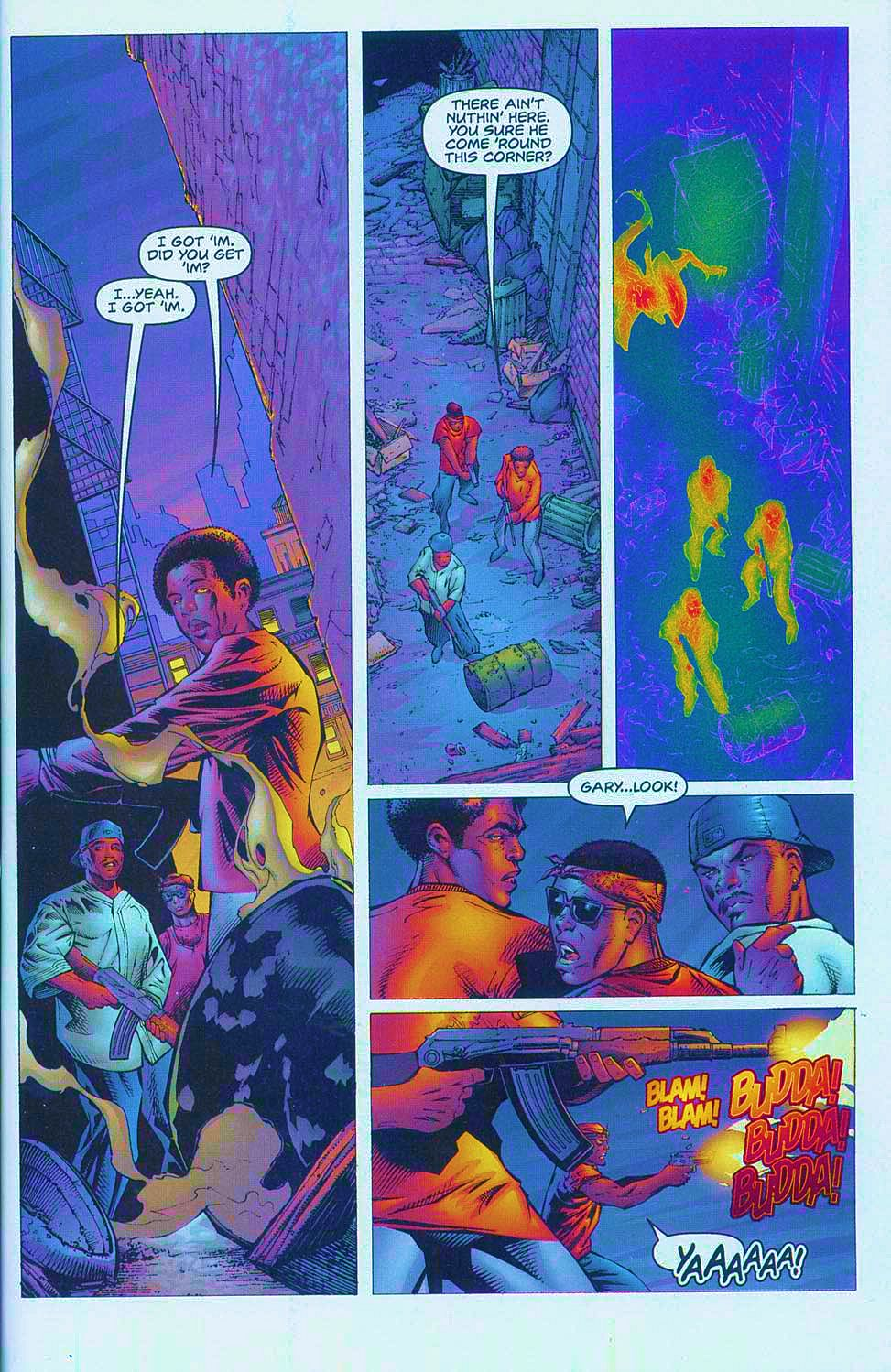 Read online Overkill: Witchblade/Aliens/Darkness/Predator comic -  Issue #1 - 26
