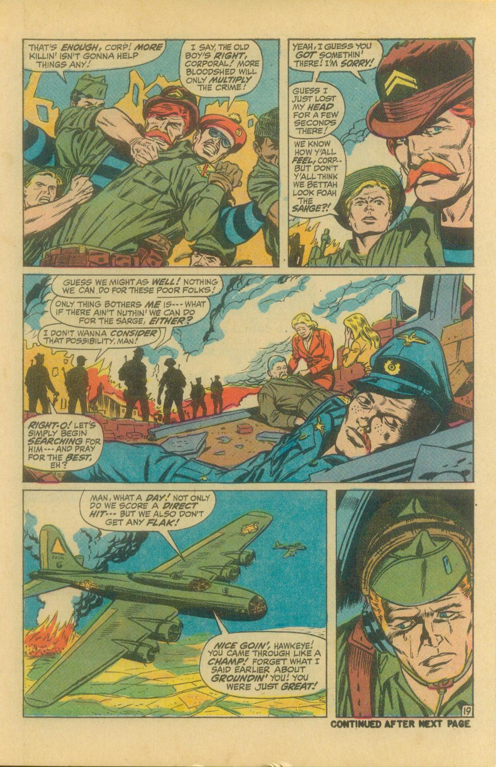 Read online Sgt. Fury comic -  Issue #94 - 27