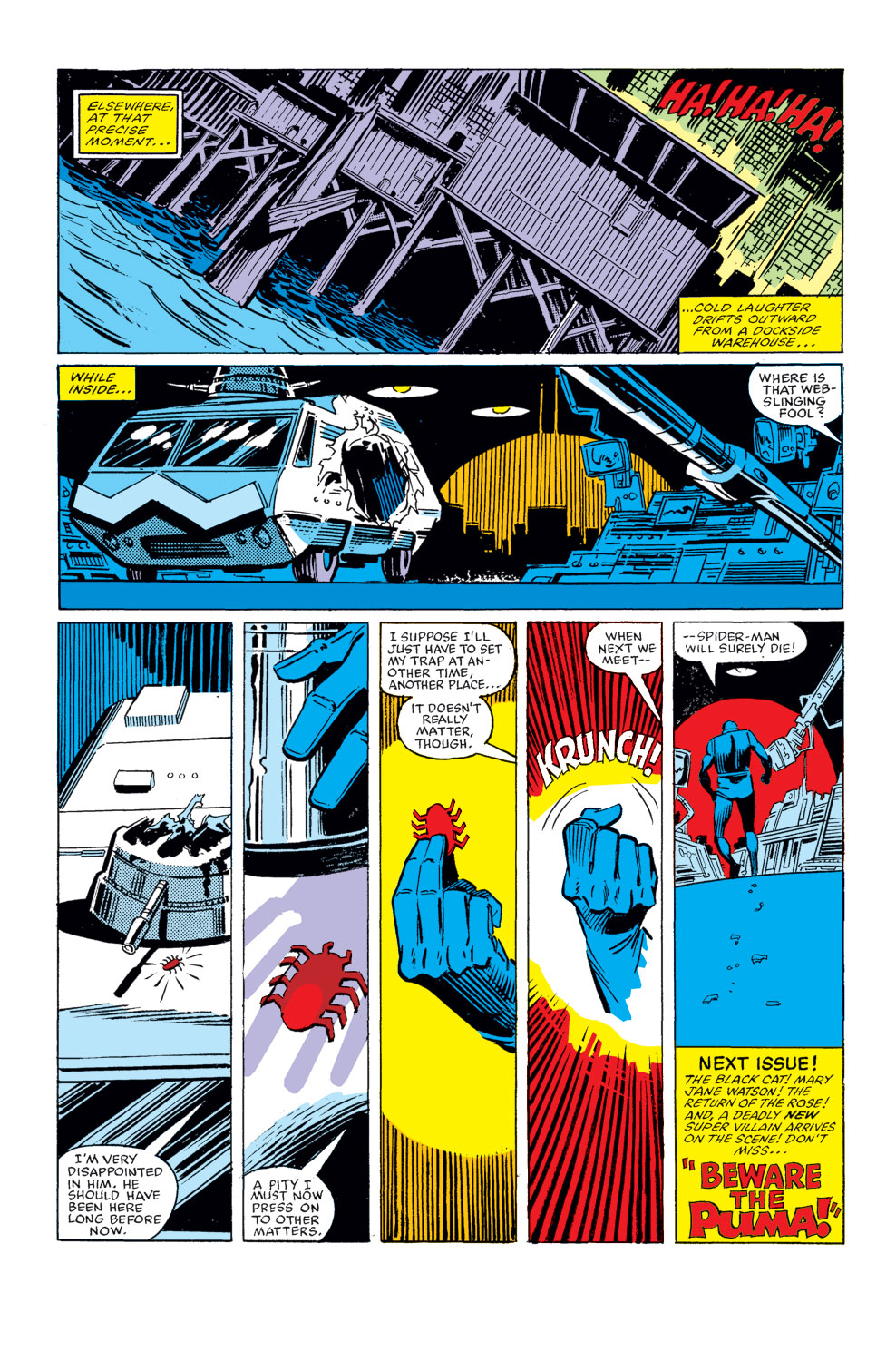 The Amazing Spider-Man (1963) 255 Page 22