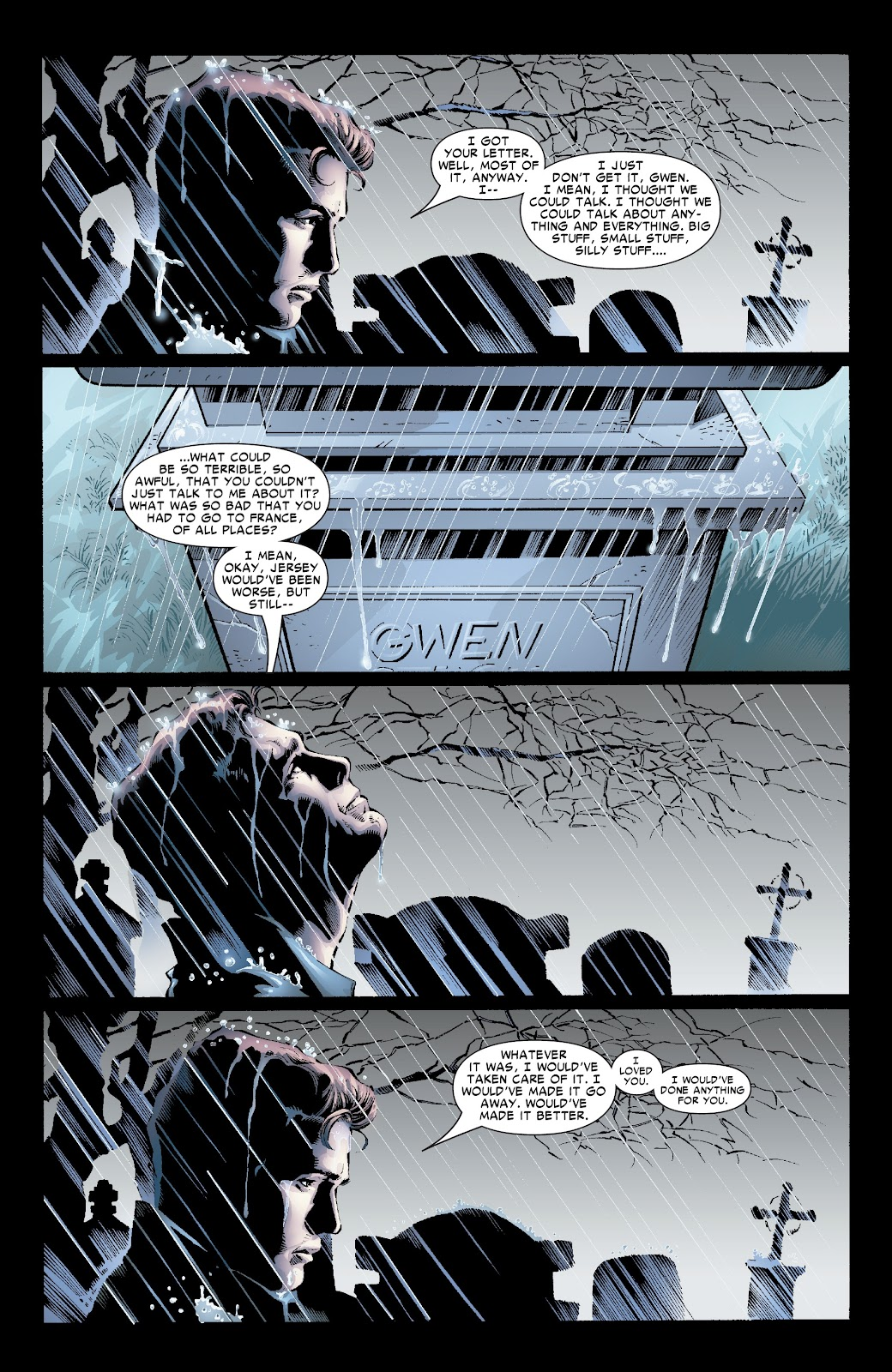 The Amazing Spider-Man by JMS Ultimate Collection issue TPB 3 (Part 2) - Page 55