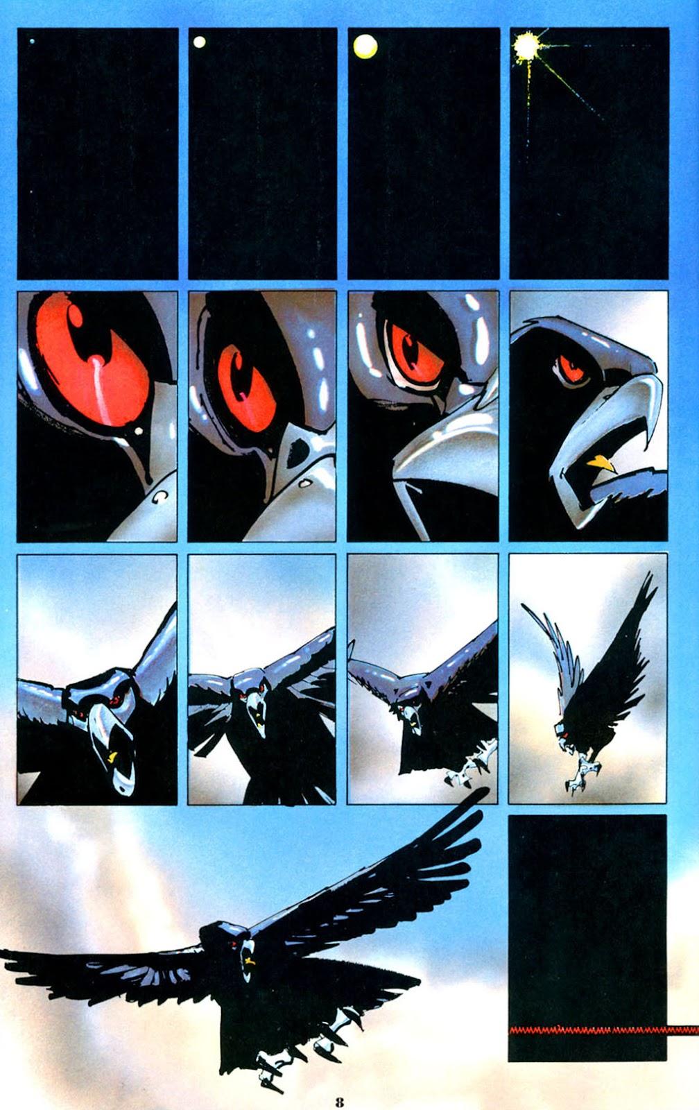 Blackhawk (1988) issue 1 - Page 10