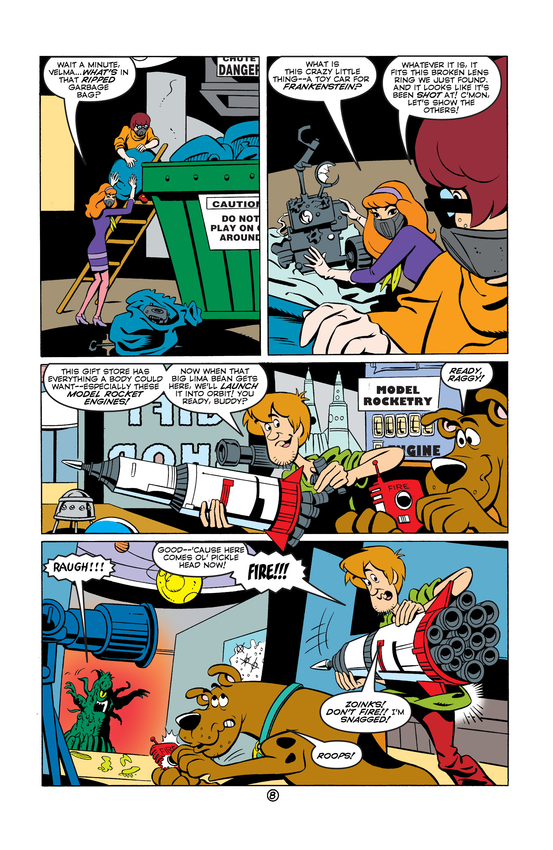 Read online Scooby-Doo (1997) comic -  Issue #44 - 9