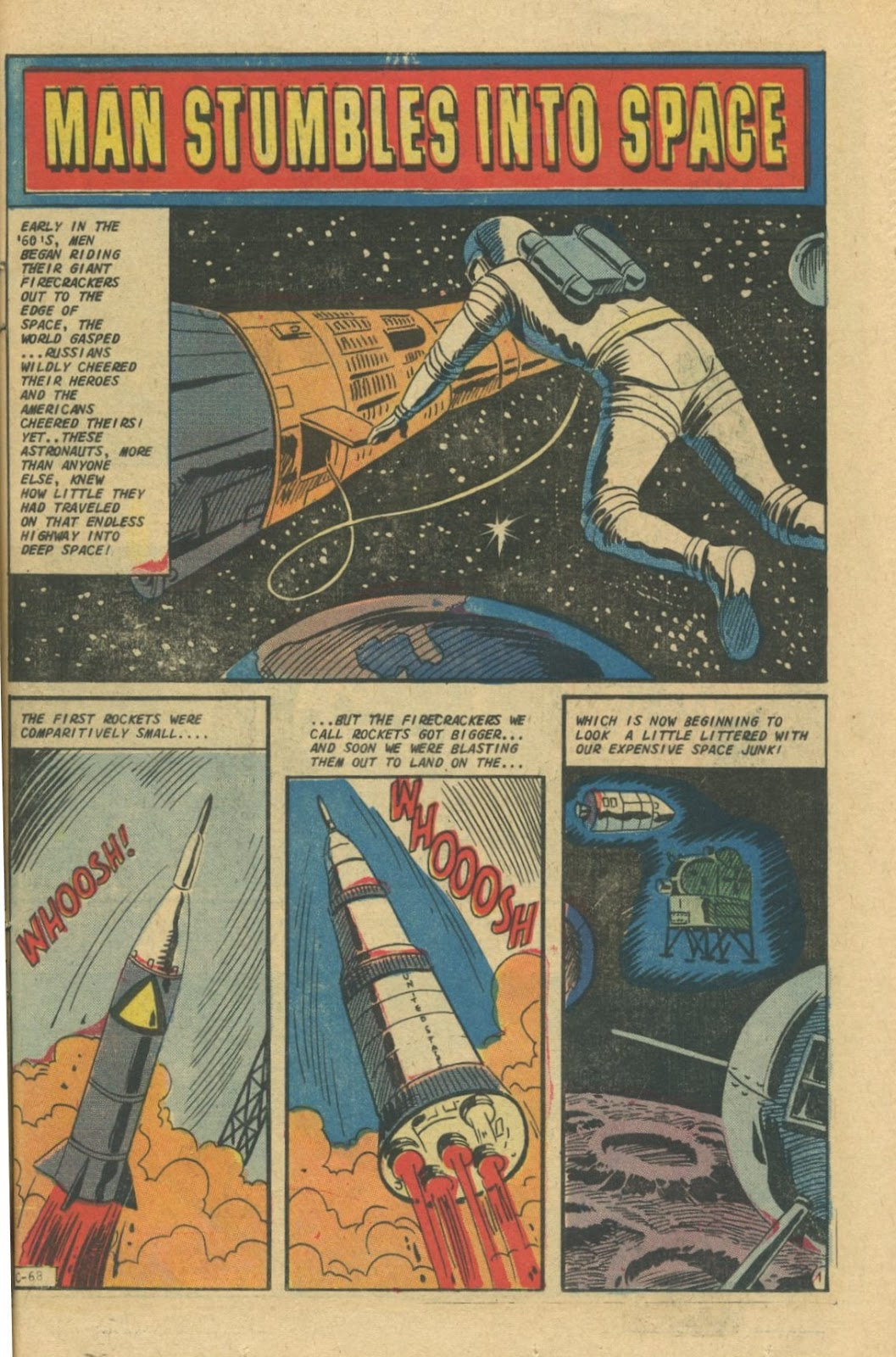Space Adventures (1968) issue 8 - Page 11