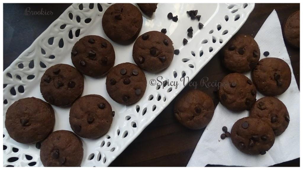 brookies-cookies-recipe-spicyvegrecipes