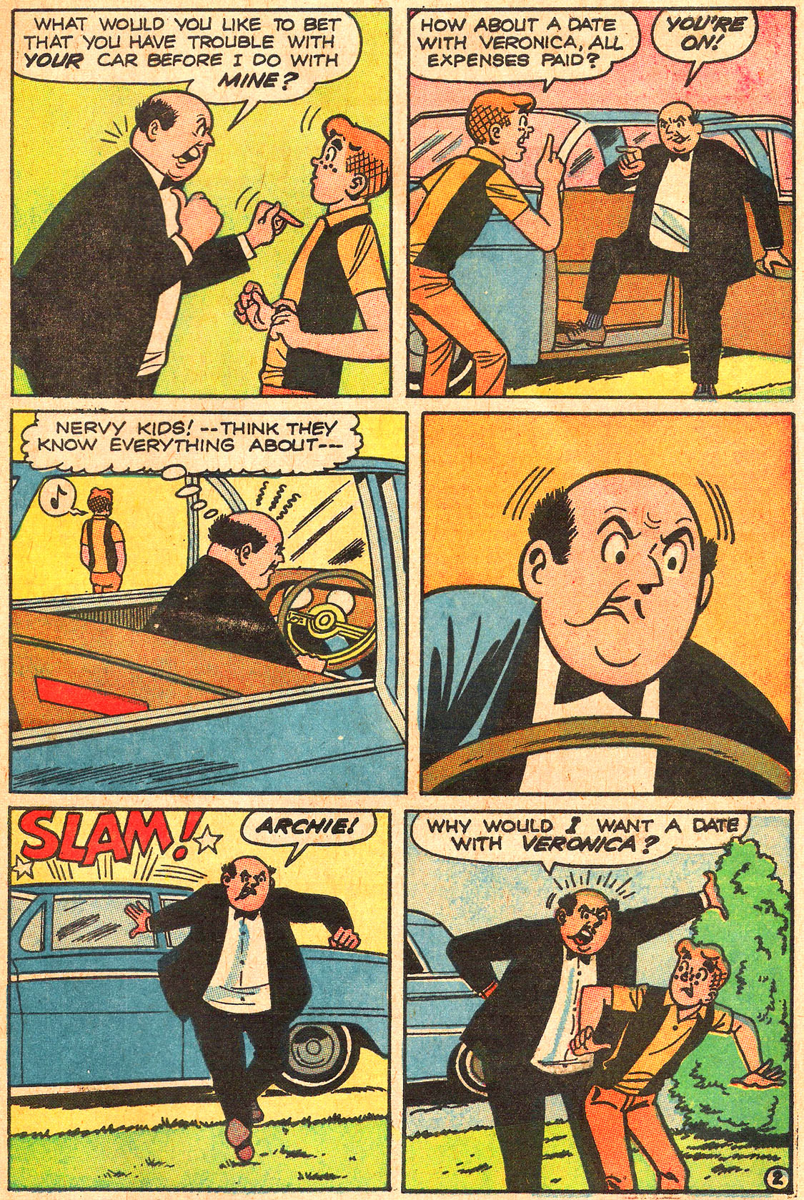Read online Archie (1960) comic -  Issue #176 - 29