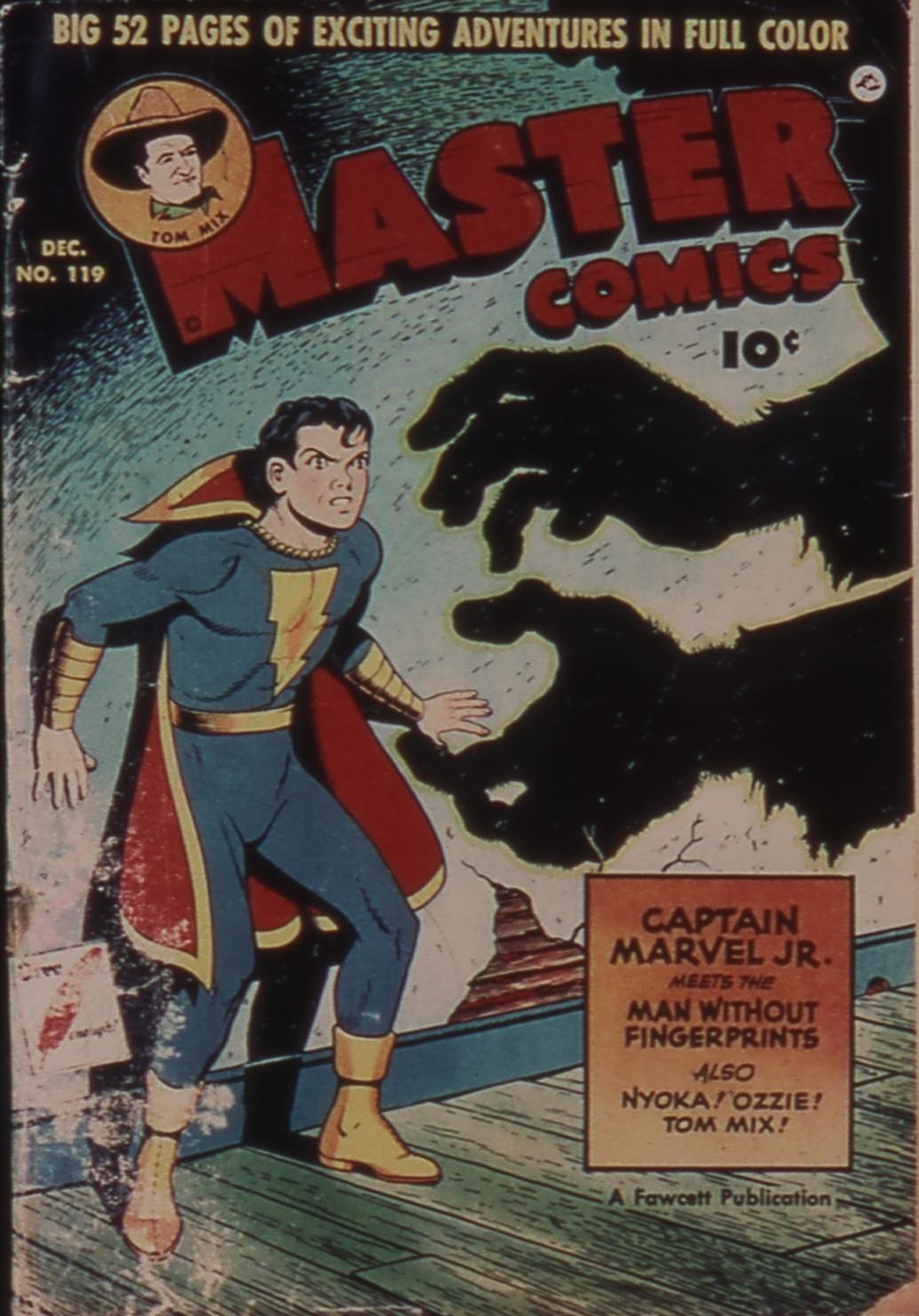 Master Comics 119 Page 1