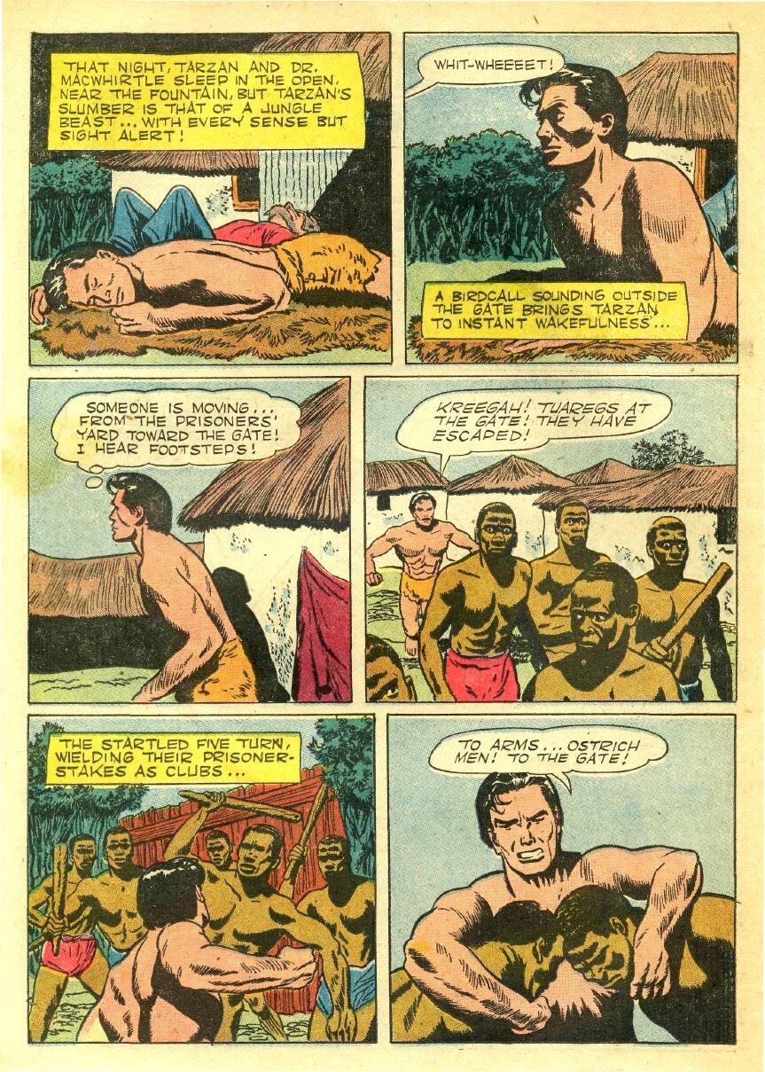 Tarzan (1948) issue 56 - Page 10