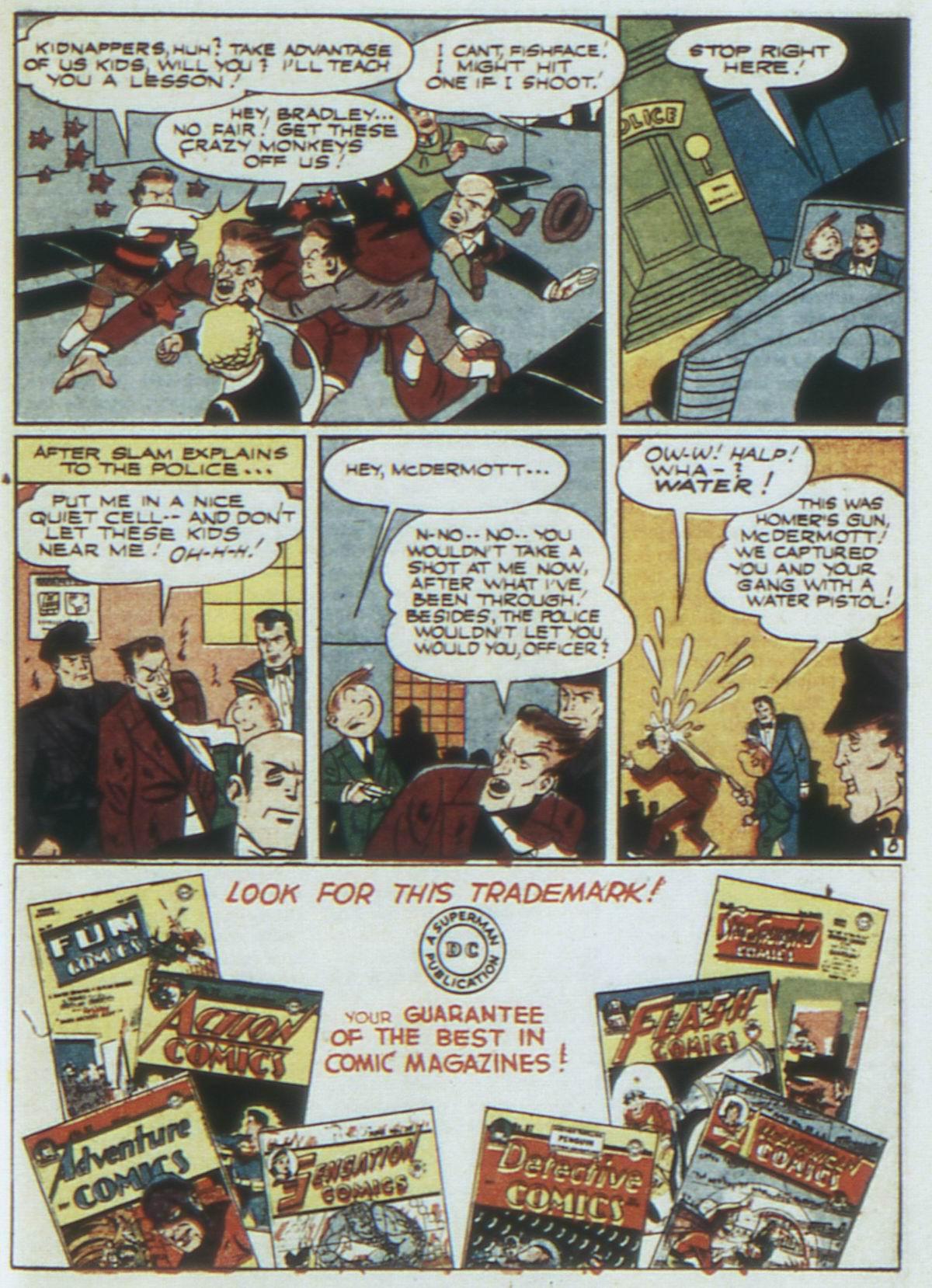 Read online Detective Comics (1937) comic -  Issue #87 - 43