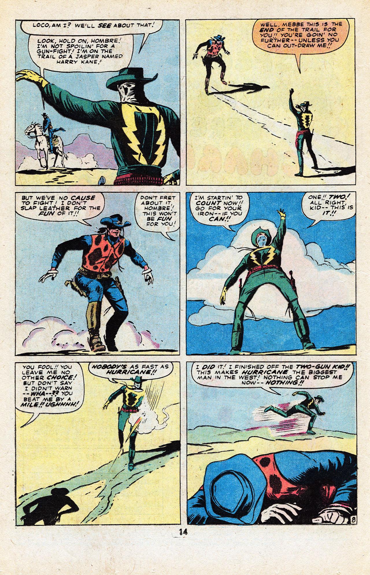 Read online Two-Gun Kid comic -  Issue #133 - 16