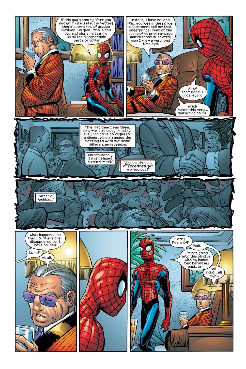The Amazing Spider-Man (1999) 52 Page 11