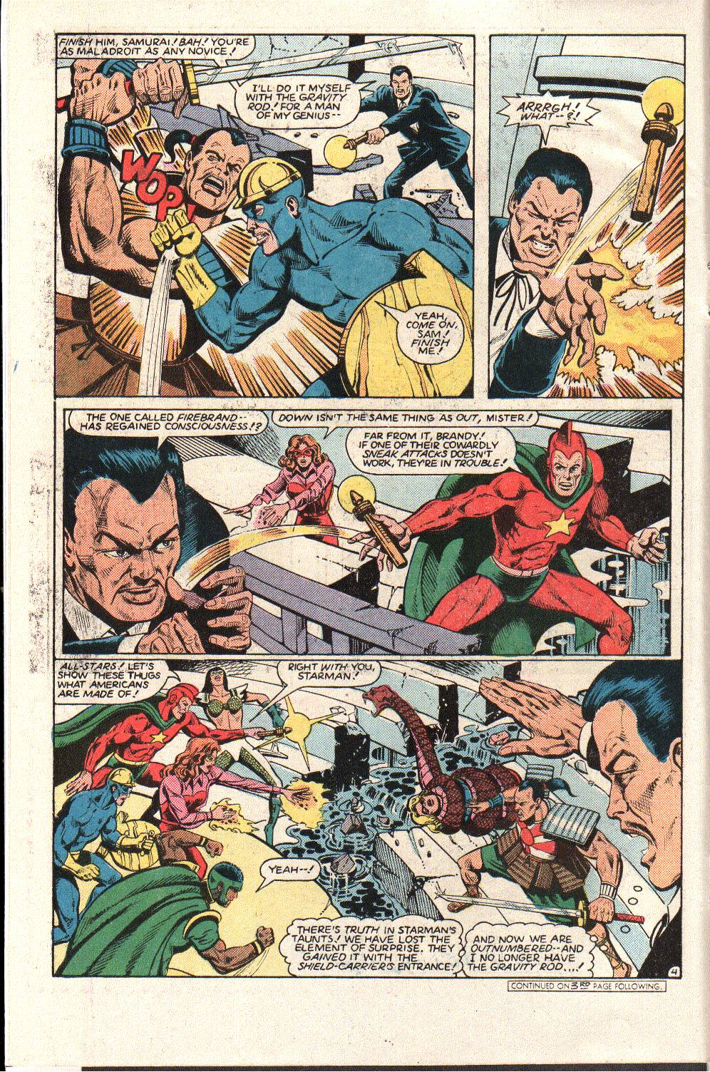 Read online All-Star Squadron comic -  Issue #43 - 6