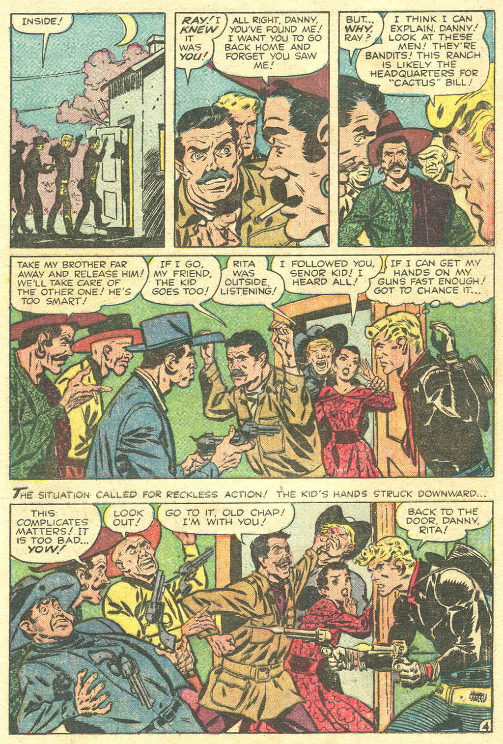 Read online Two-Gun Kid comic -  Issue #32 - 13