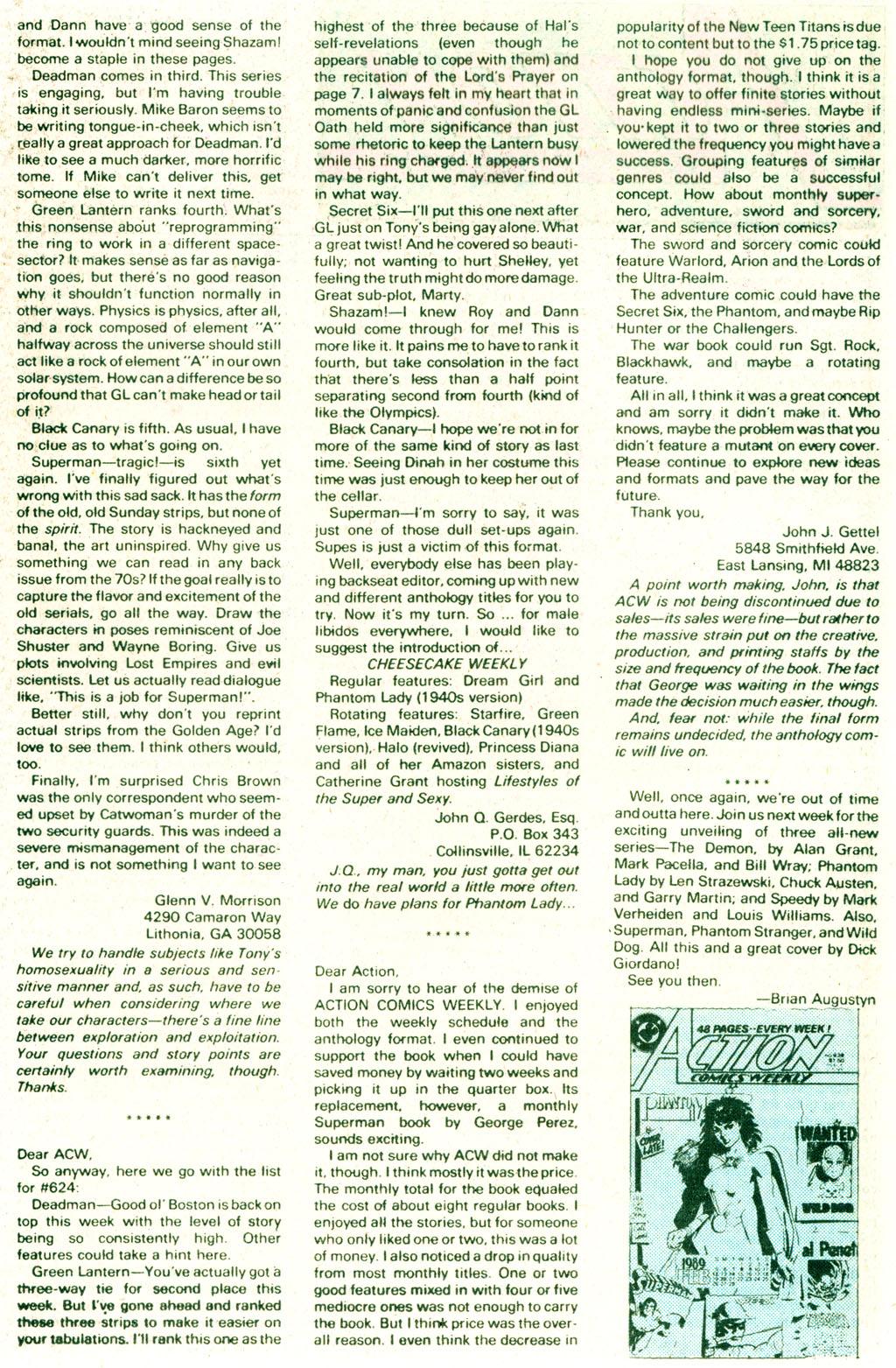 Action Comics (1938) 635 Page 30