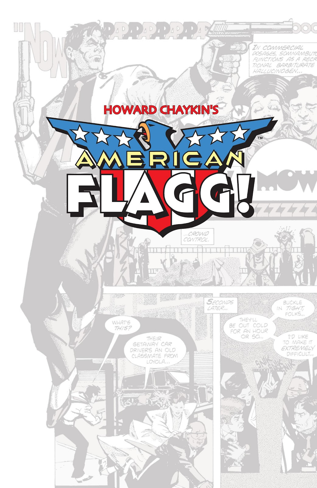 American Flagg! issue Definitive Collection (Part 1) - Page 2