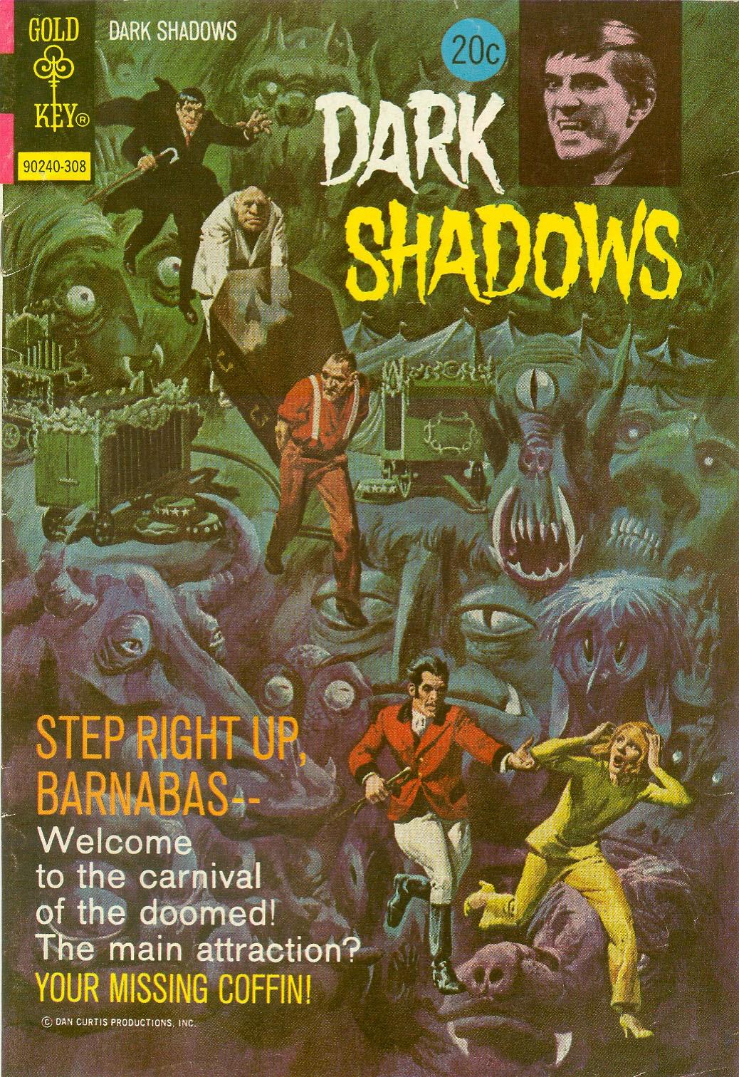 Dark Shadows (1969) issue 21 - Page 1