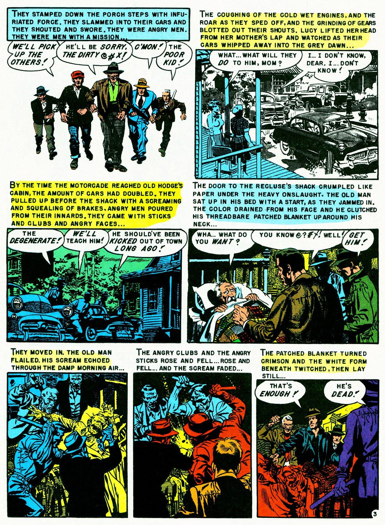 Read online Shock SuspenStories comic -  Issue #8 - 13