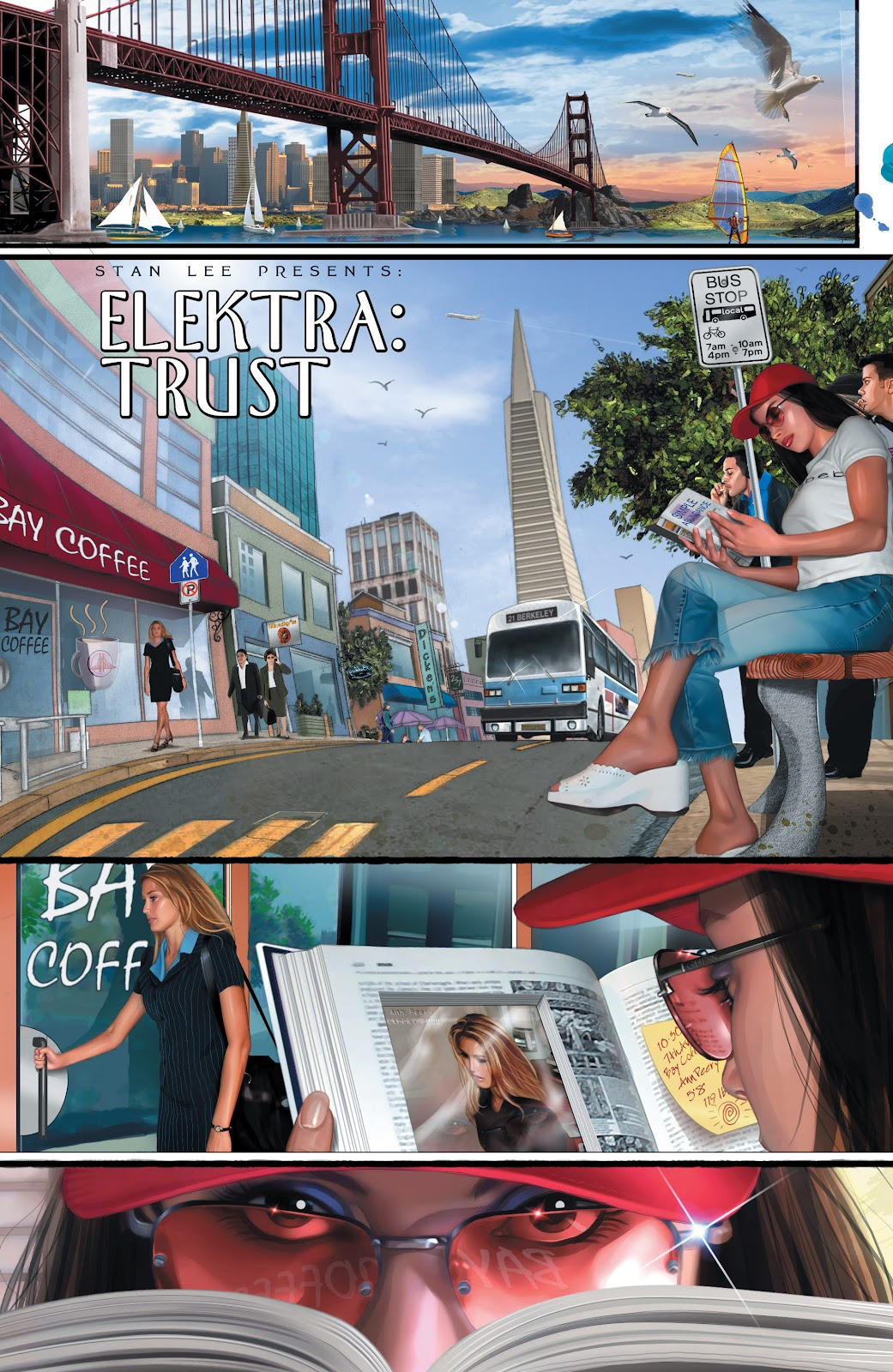Read online Elektra (2001) comic -  Issue # _TPB Elektra by Greg Rucka Ultimate Collection (Part 1) - 75