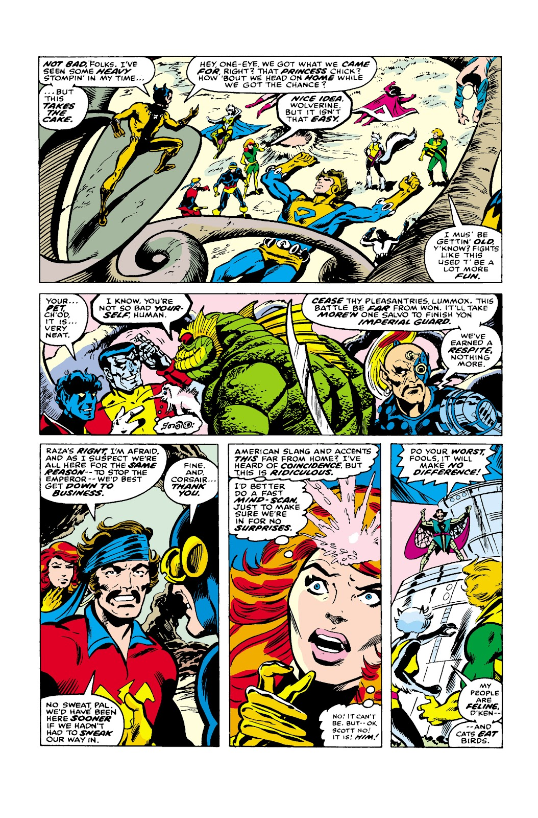 Uncanny X-Men (1963) issue 107 - Page 17