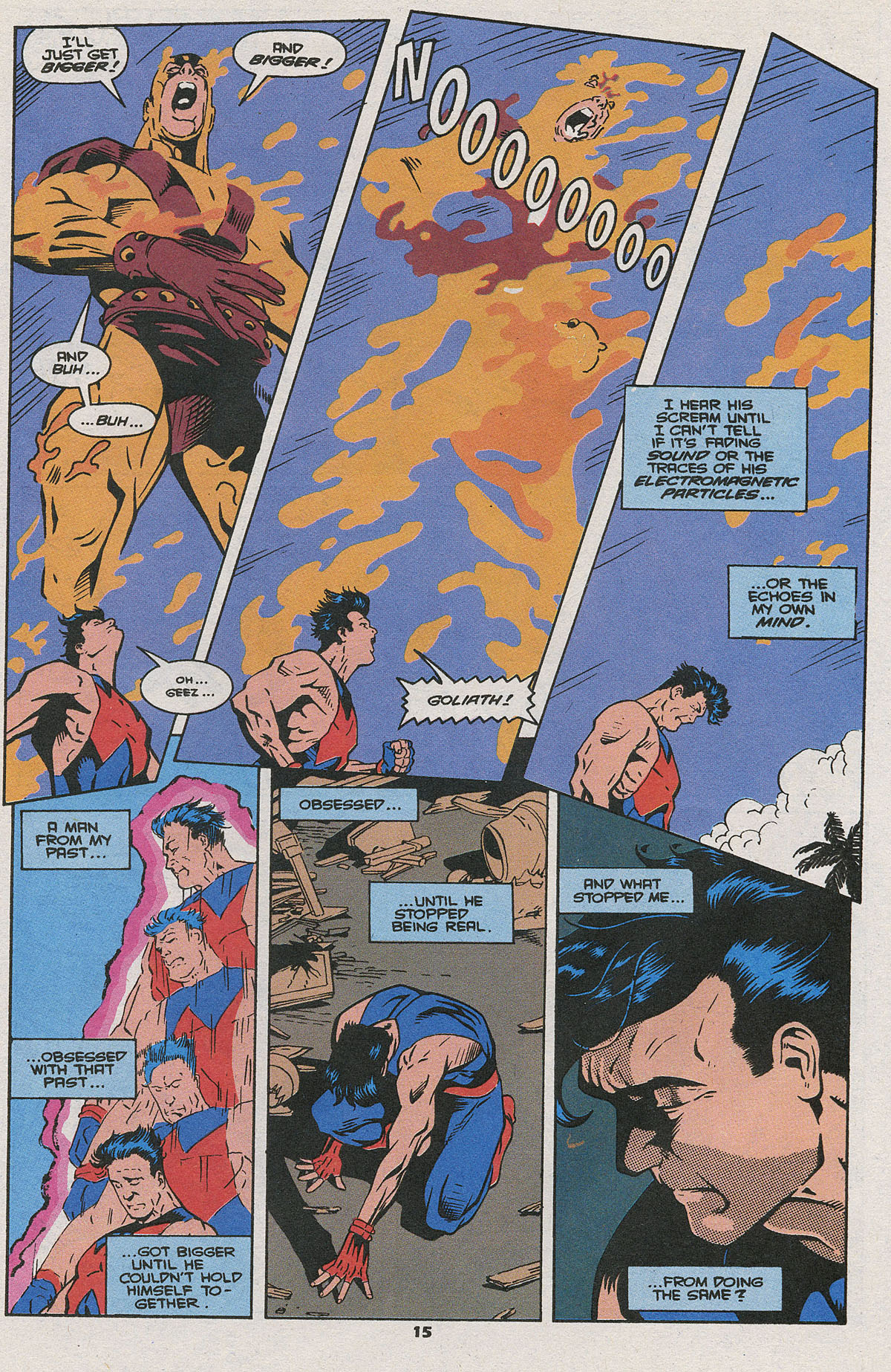 Read online Wonder Man (1991) comic -  Issue #25 - 11