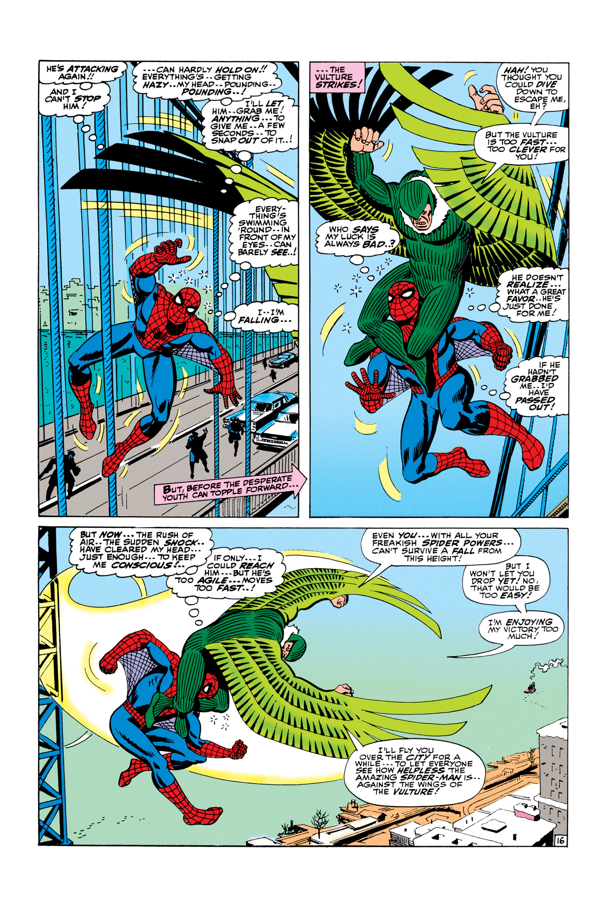 The Amazing Spider-Man (1963) 48 Page 16