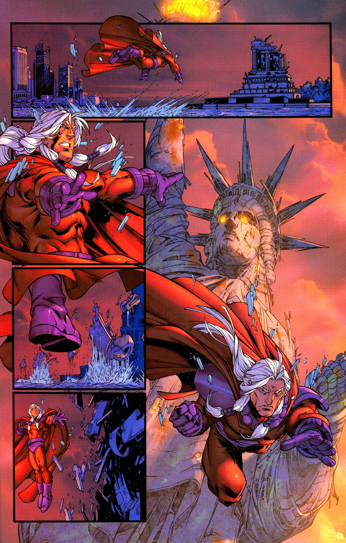 Read online X-Men: Age of Apocalypse One-Shot comic -  Issue # Full - 32