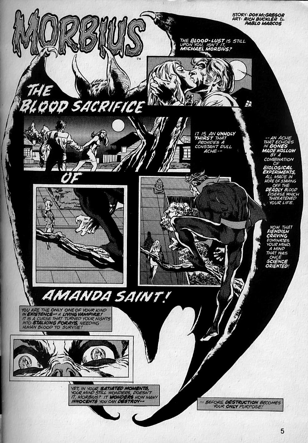 Vampire Tales issue 2 - Page 6