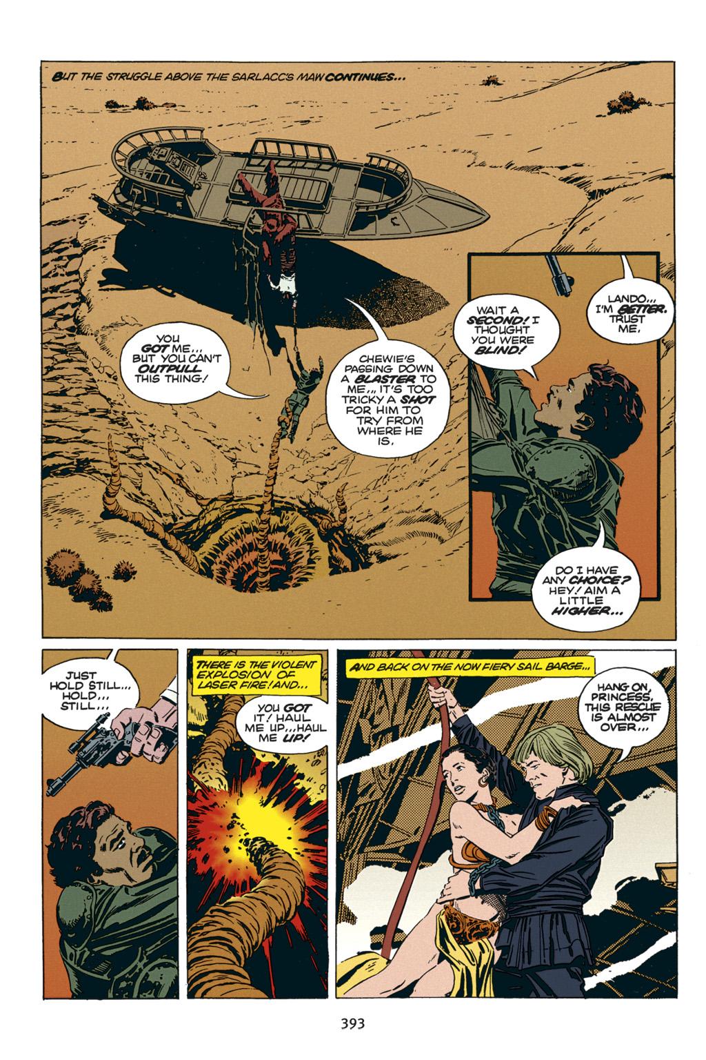 Read online Star Wars Omnibus comic -  Issue # Vol. 18.5 - 111