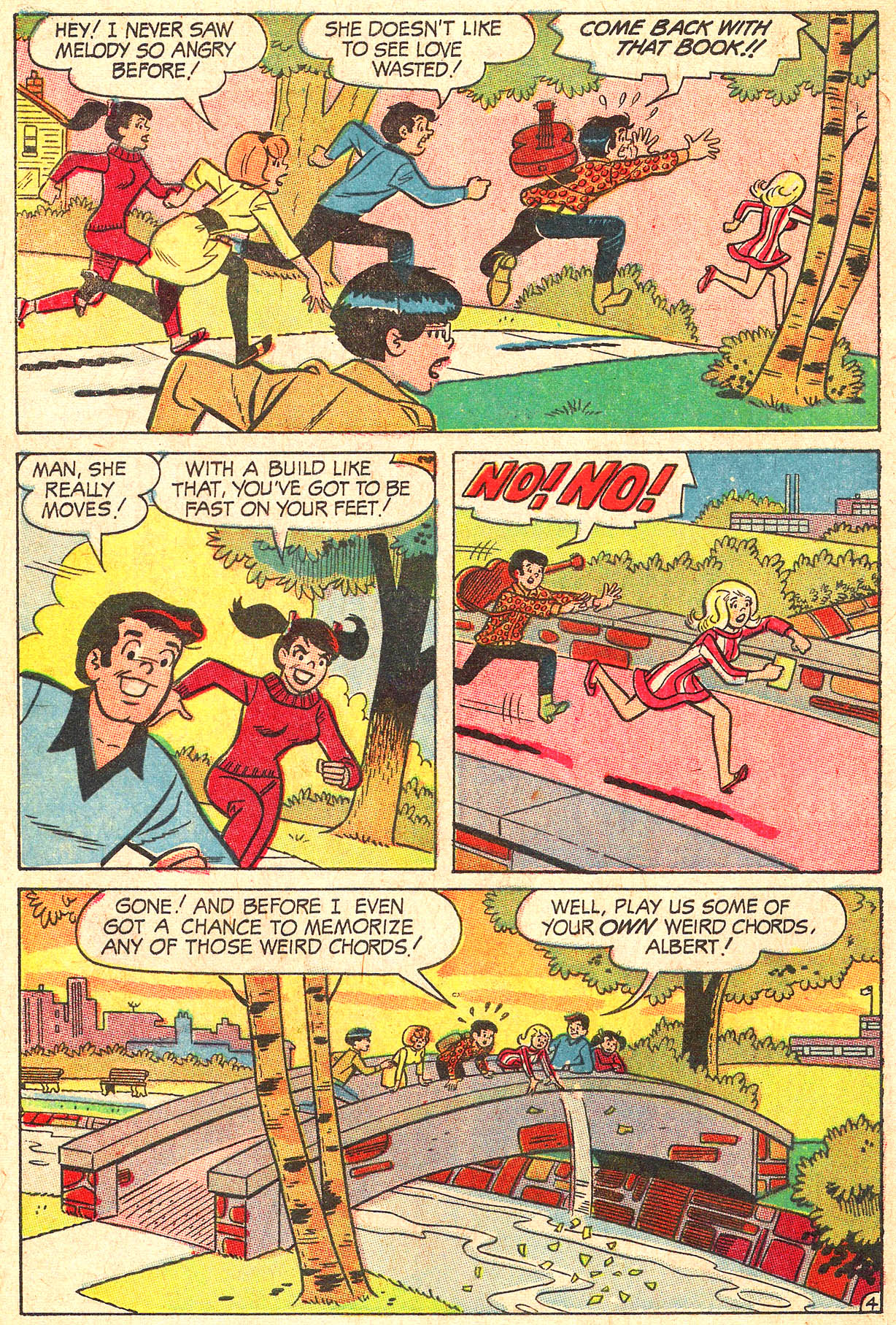 Read online She's Josie comic -  Issue #34 - 32