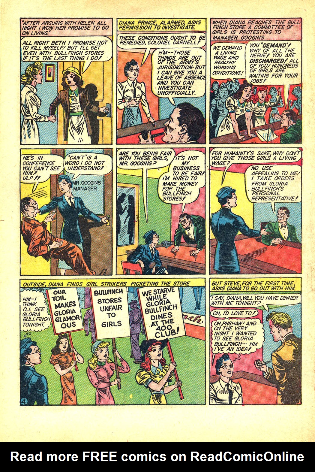 Read online Sensation (Mystery) Comics comic -  Issue #8 - 6
