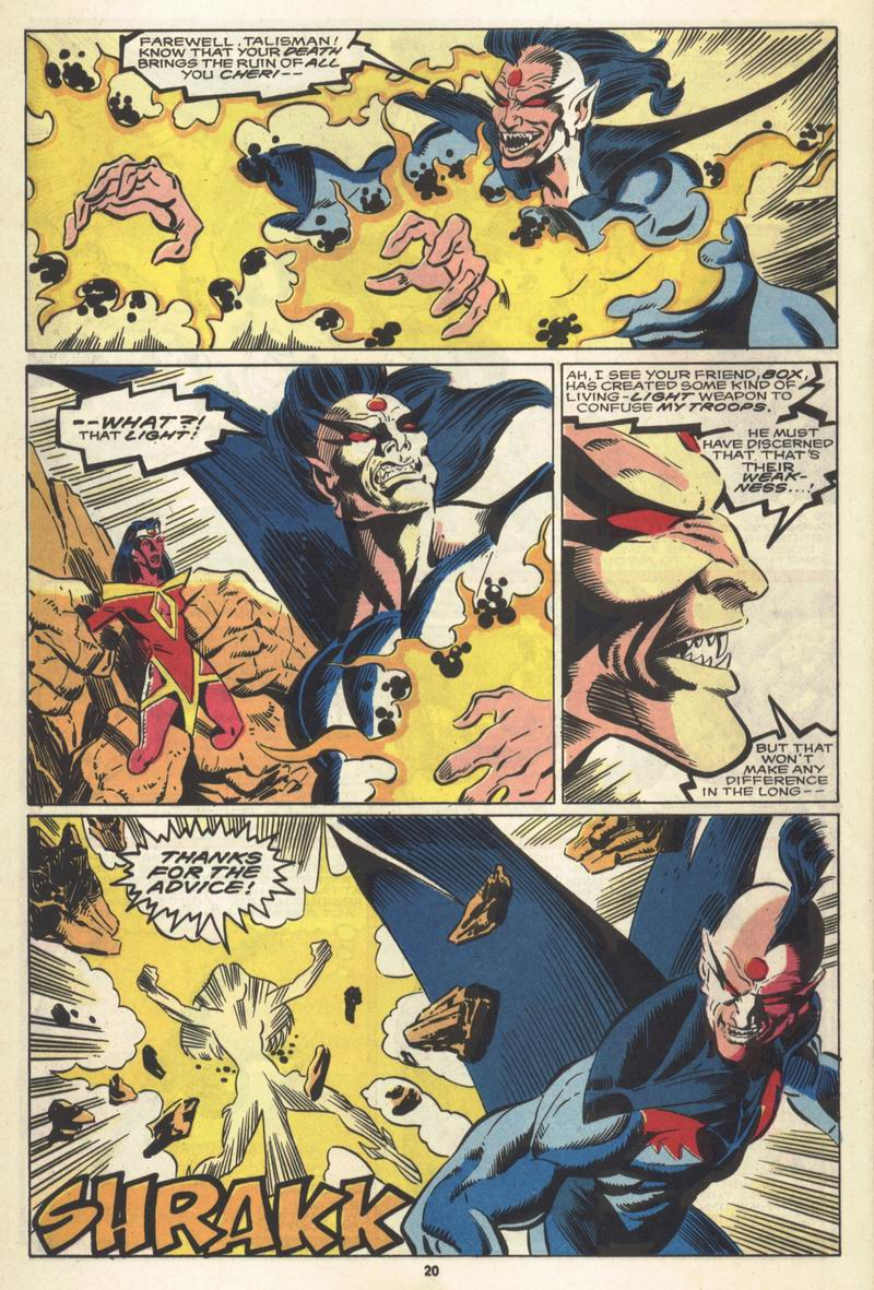 Read online Alpha Flight (1983) comic -  Issue #86 - 16