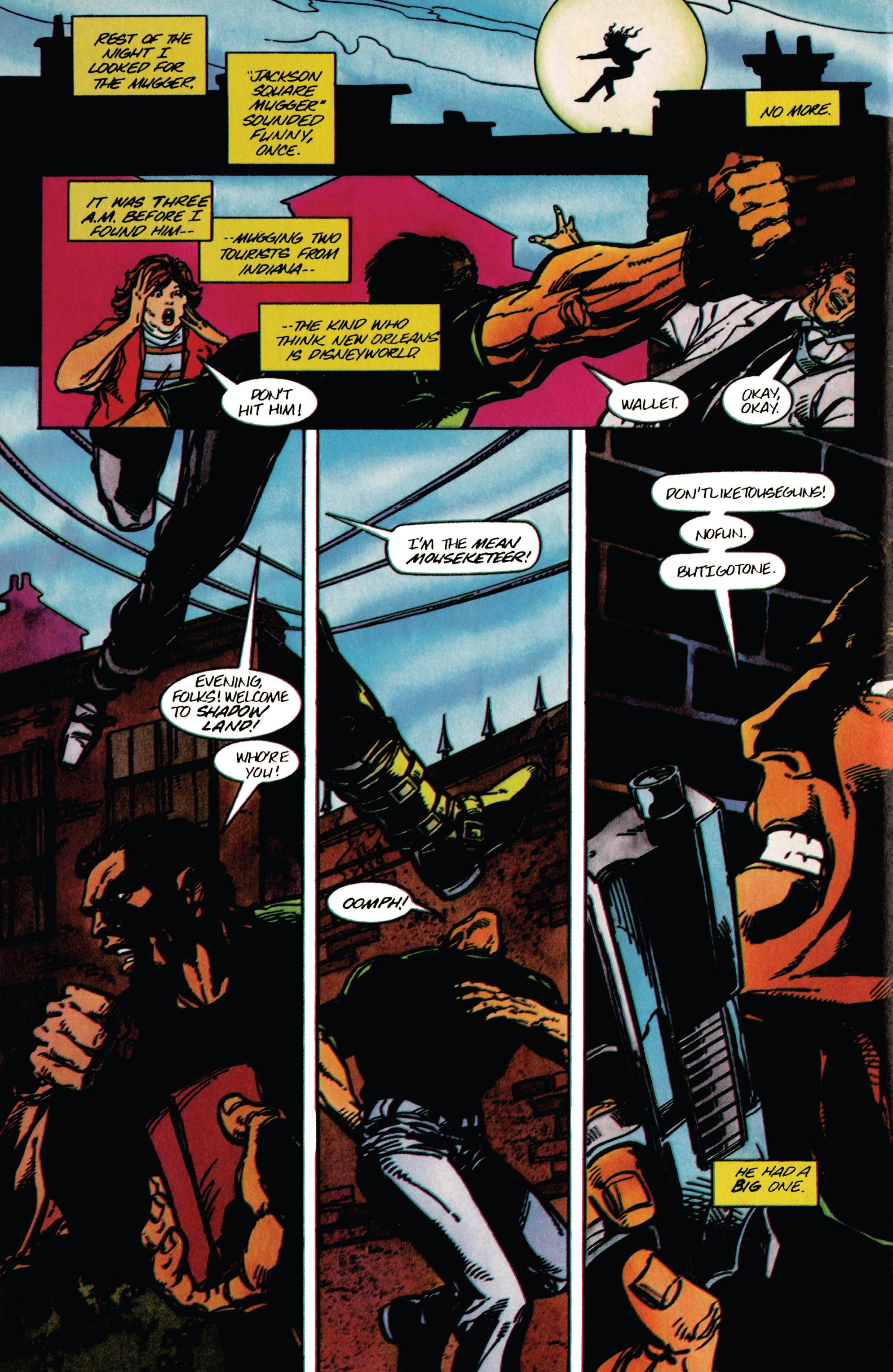 Read online Shadowman (1992) comic -  Issue #39 - 17