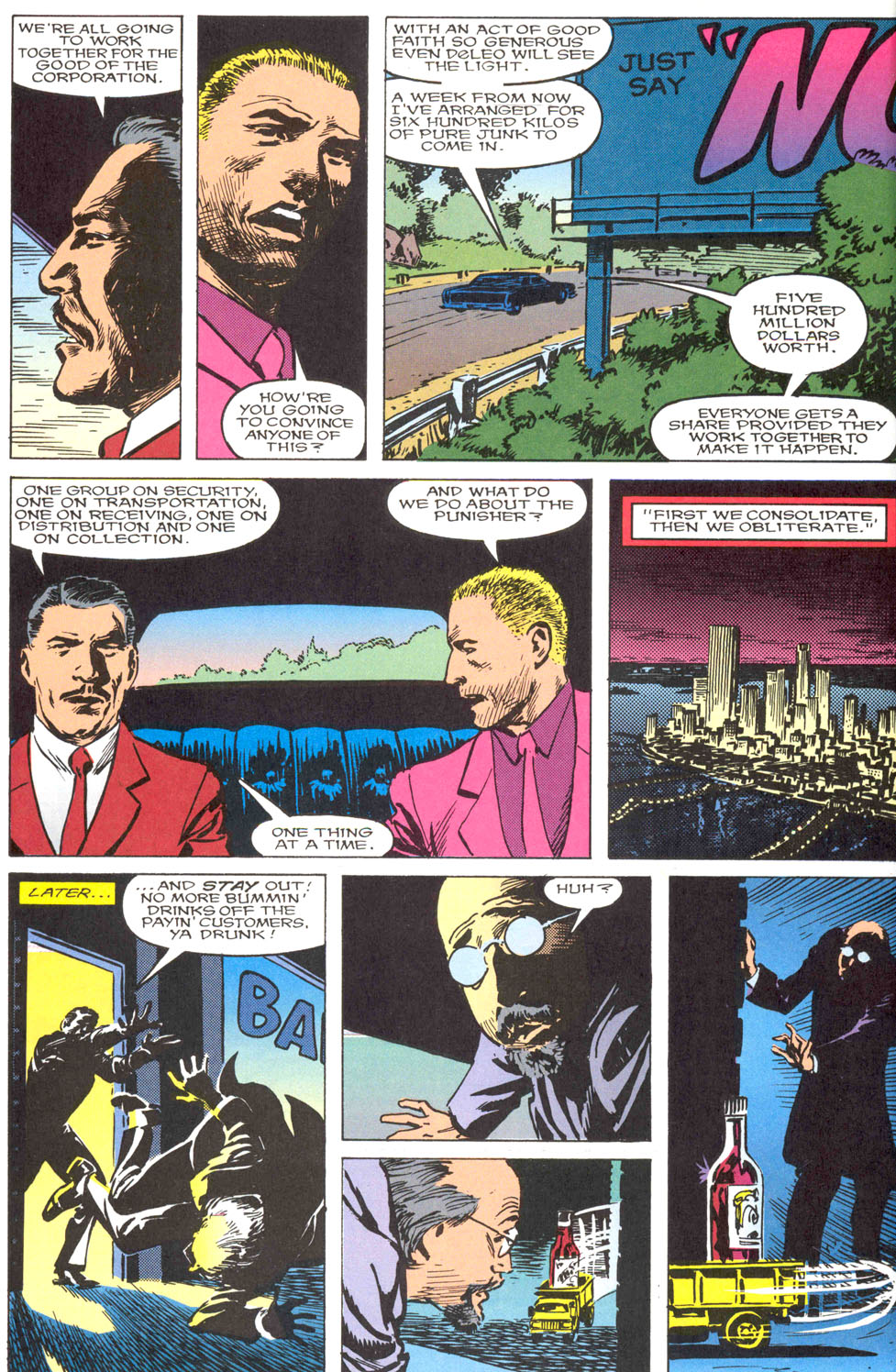 The Punisher Movie Special issue Full - Page 24