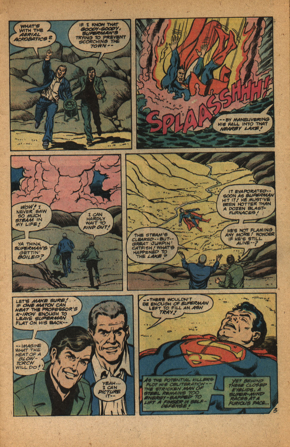 Read online Action Comics (1938) comic -  Issue #485 - 5