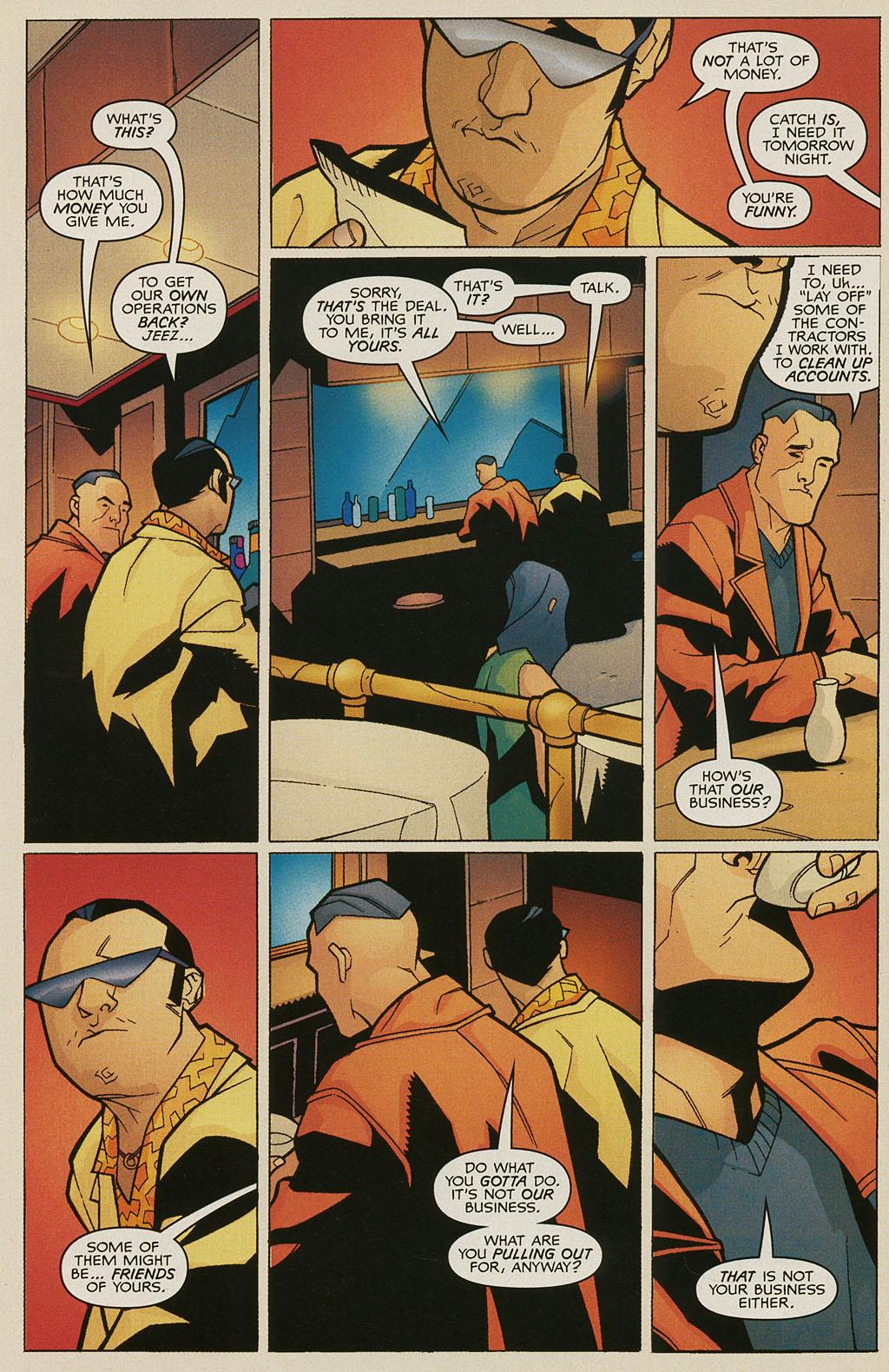 Read online Nightcrawler (2002) comic -  Issue #3 - 16