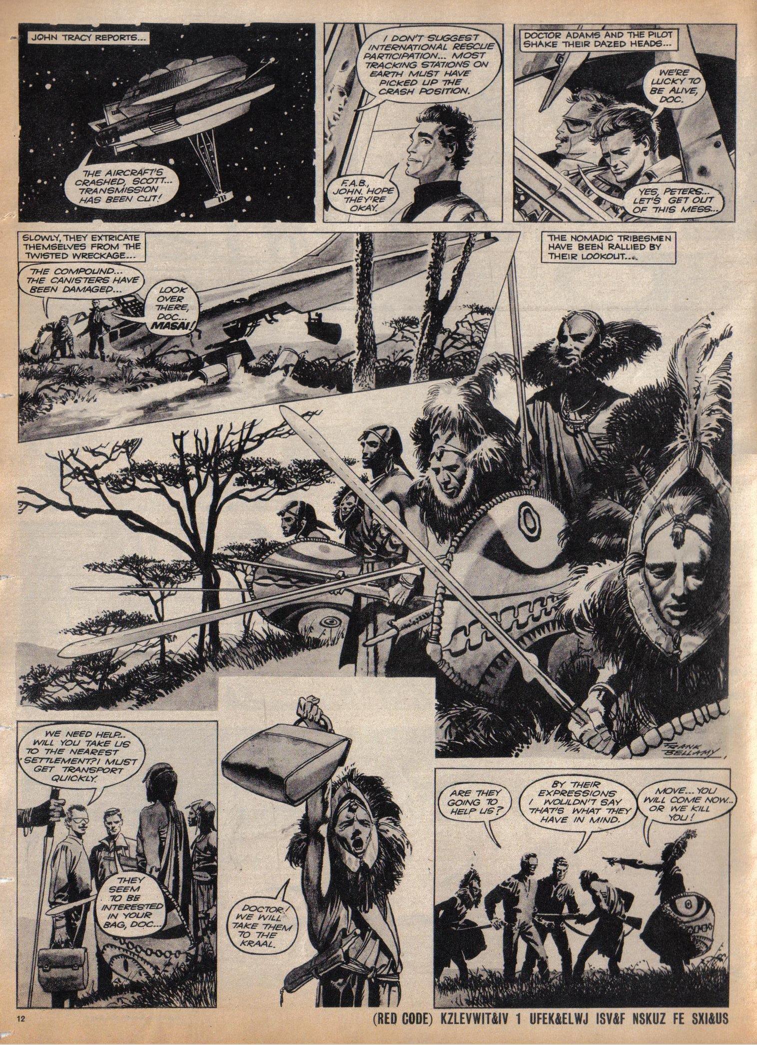 Read online TV Century 21 (TV 21) comic -  Issue #59 - 11