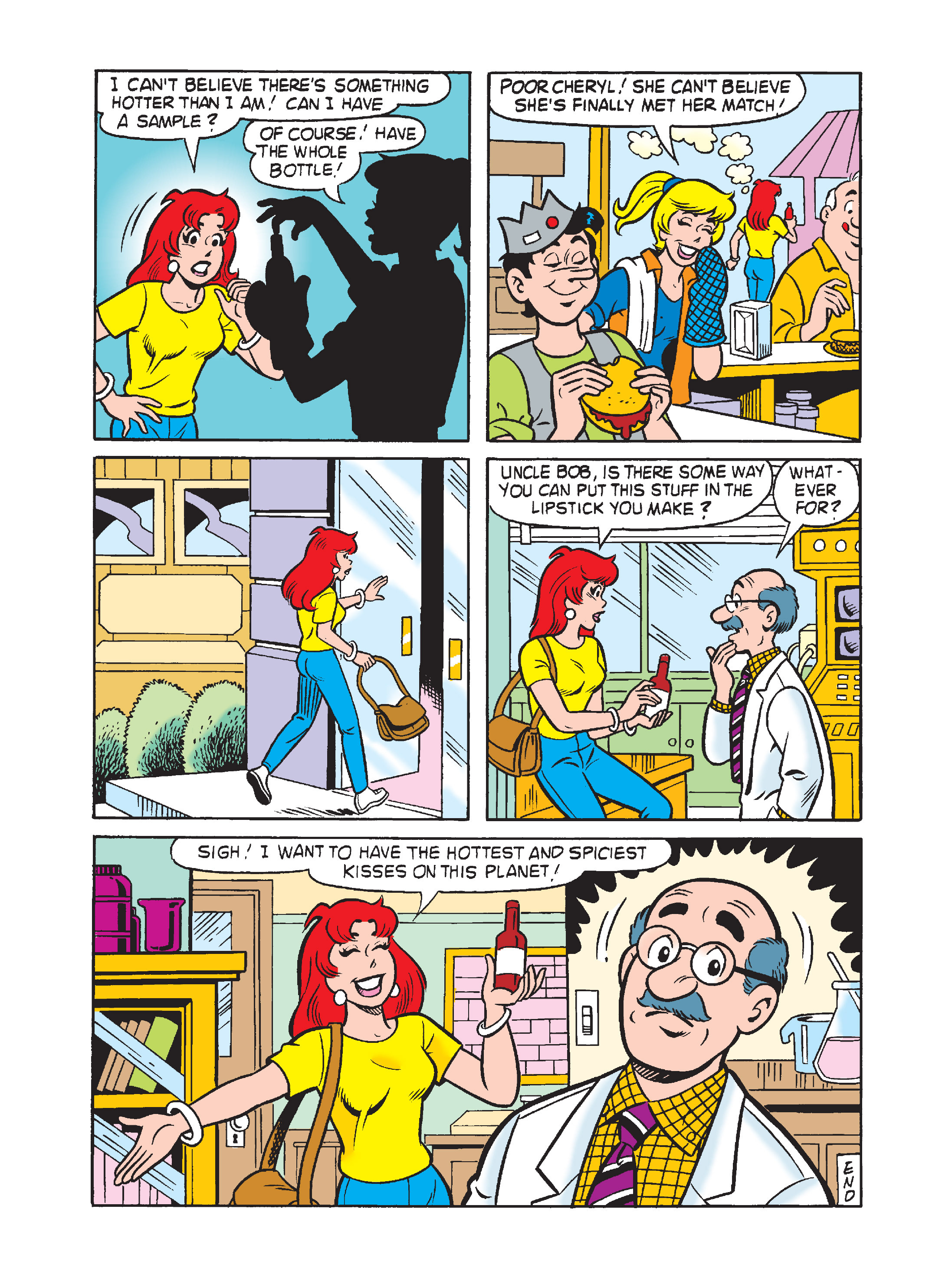 Read online Archie 1000 Page Comics Bonanza comic -  Issue #2 (Part 2) - 54