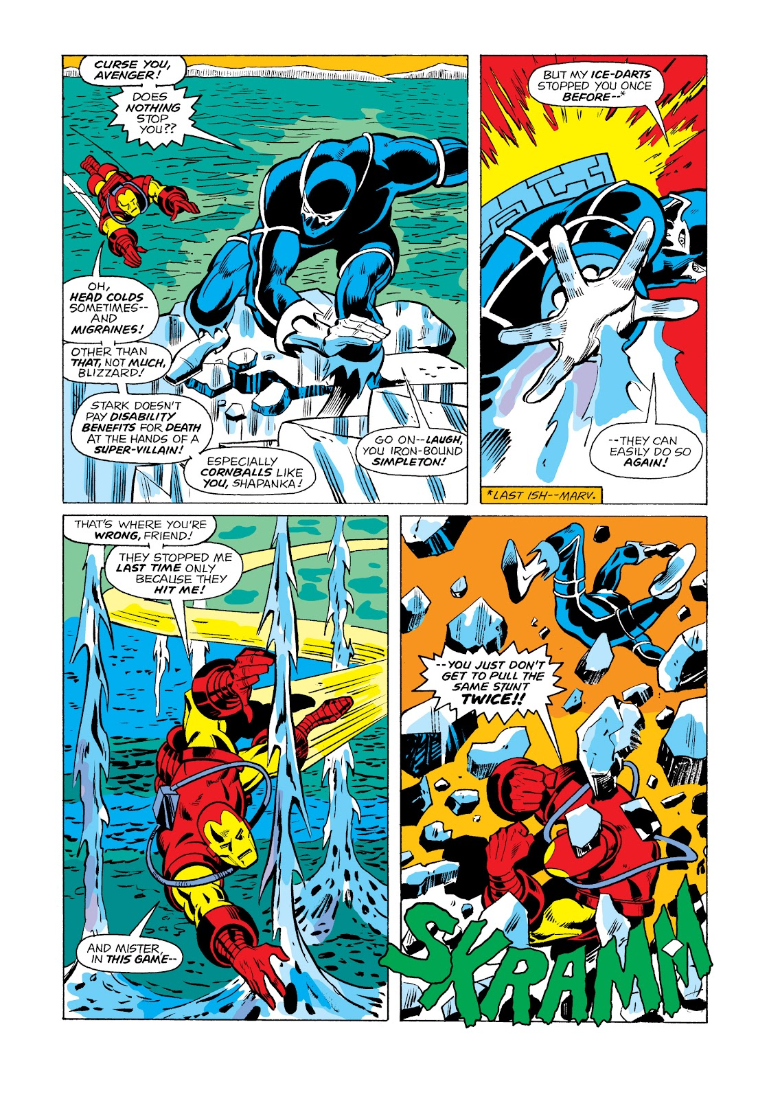 Read online Marvel Masterworks: The Invincible Iron Man comic -  Issue # TPB 11 (Part 2) - 17