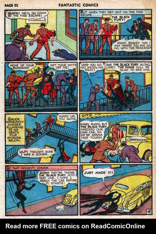 Read online Fantastic Comics comic -  Issue #18 - 54