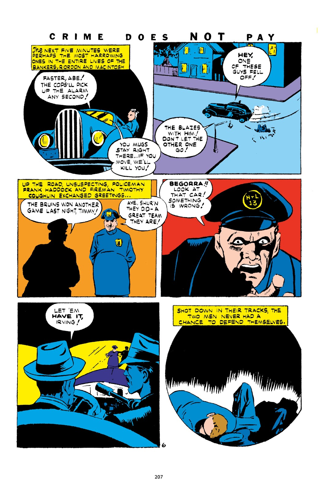 Read online Crime Does Not Pay Archives comic -  Issue # TPB 1 (Part 3) - 10