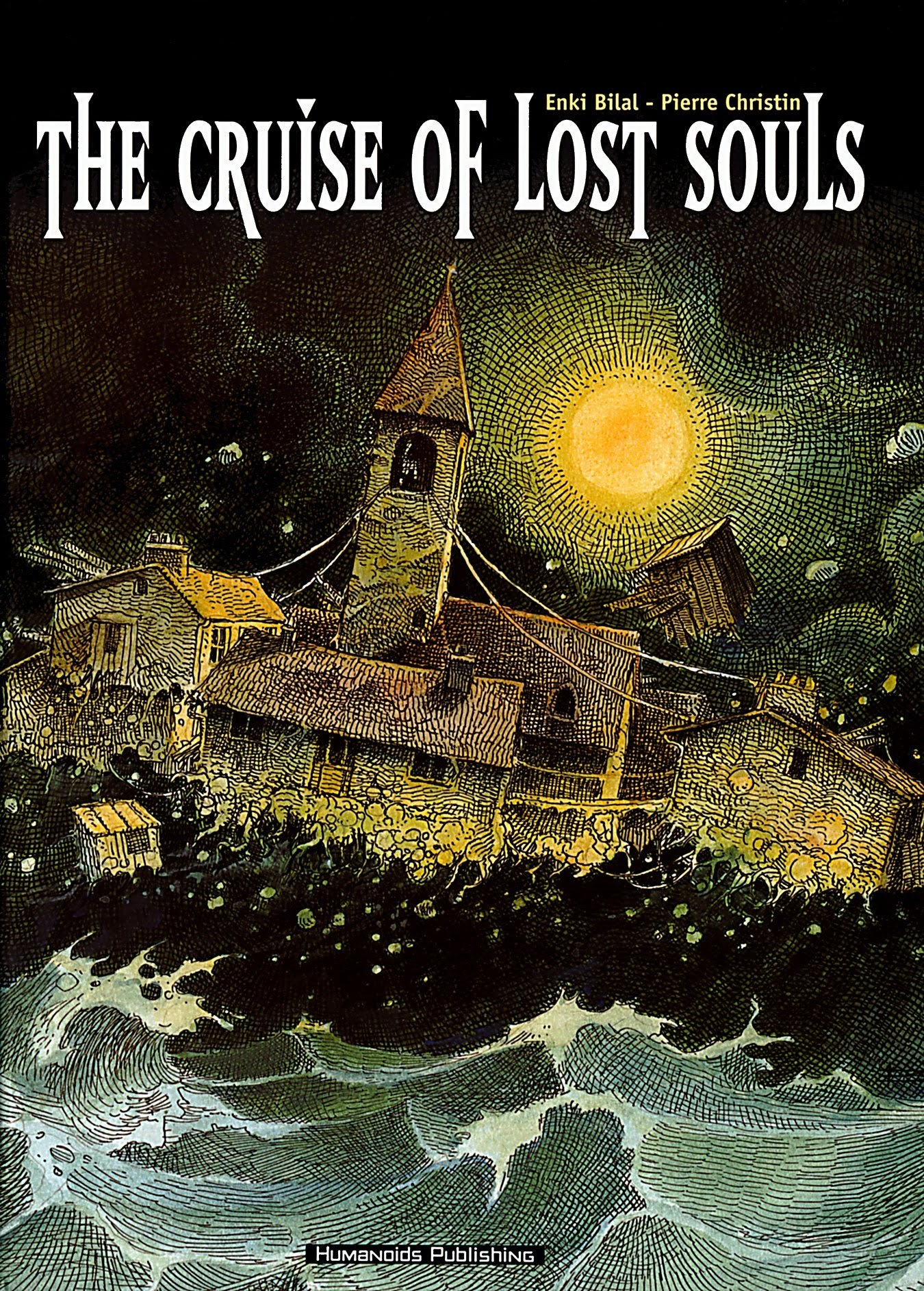 The Cruise of Lost Souls issue Full - Page 1