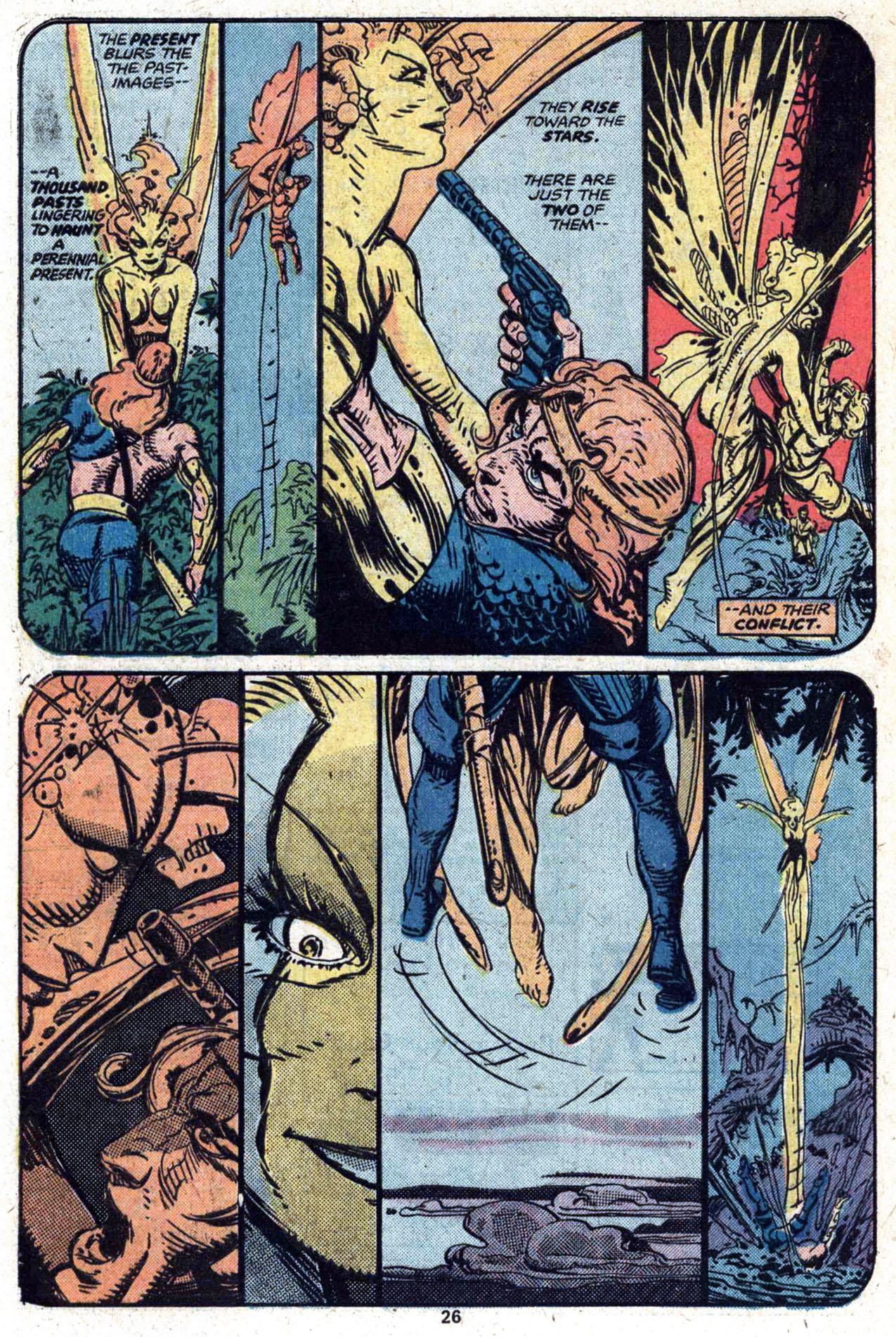 Read online Amazing Adventures (1970) comic -  Issue #39 - 27