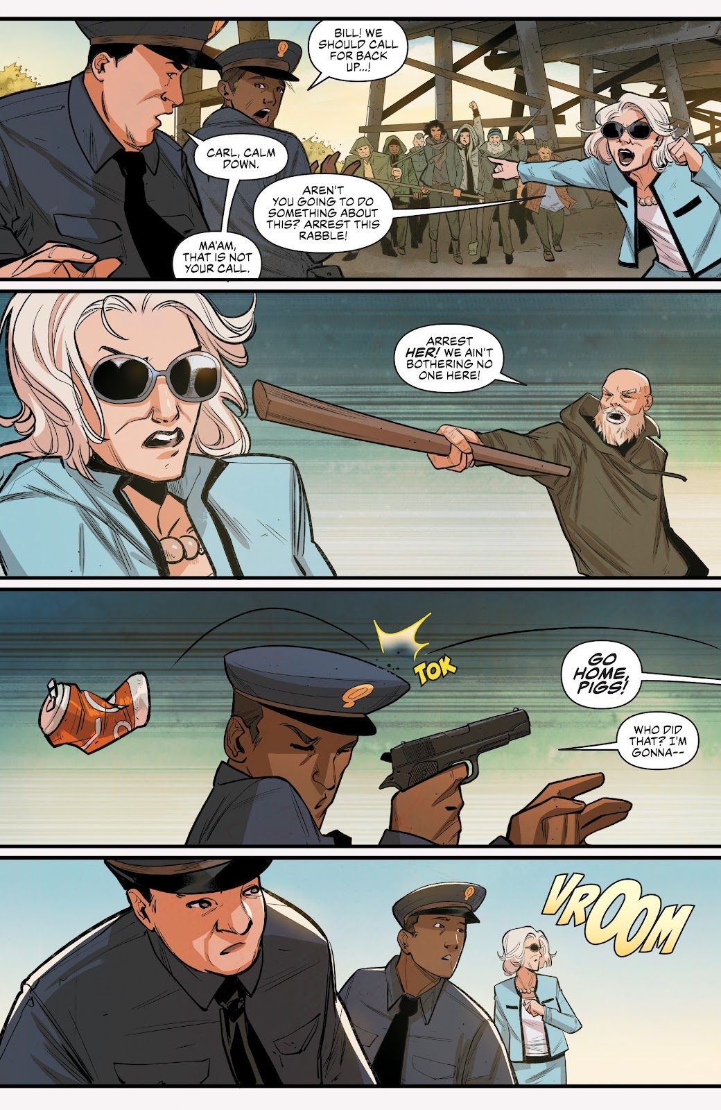 Read online Summit comic -  Issue #12 - 11