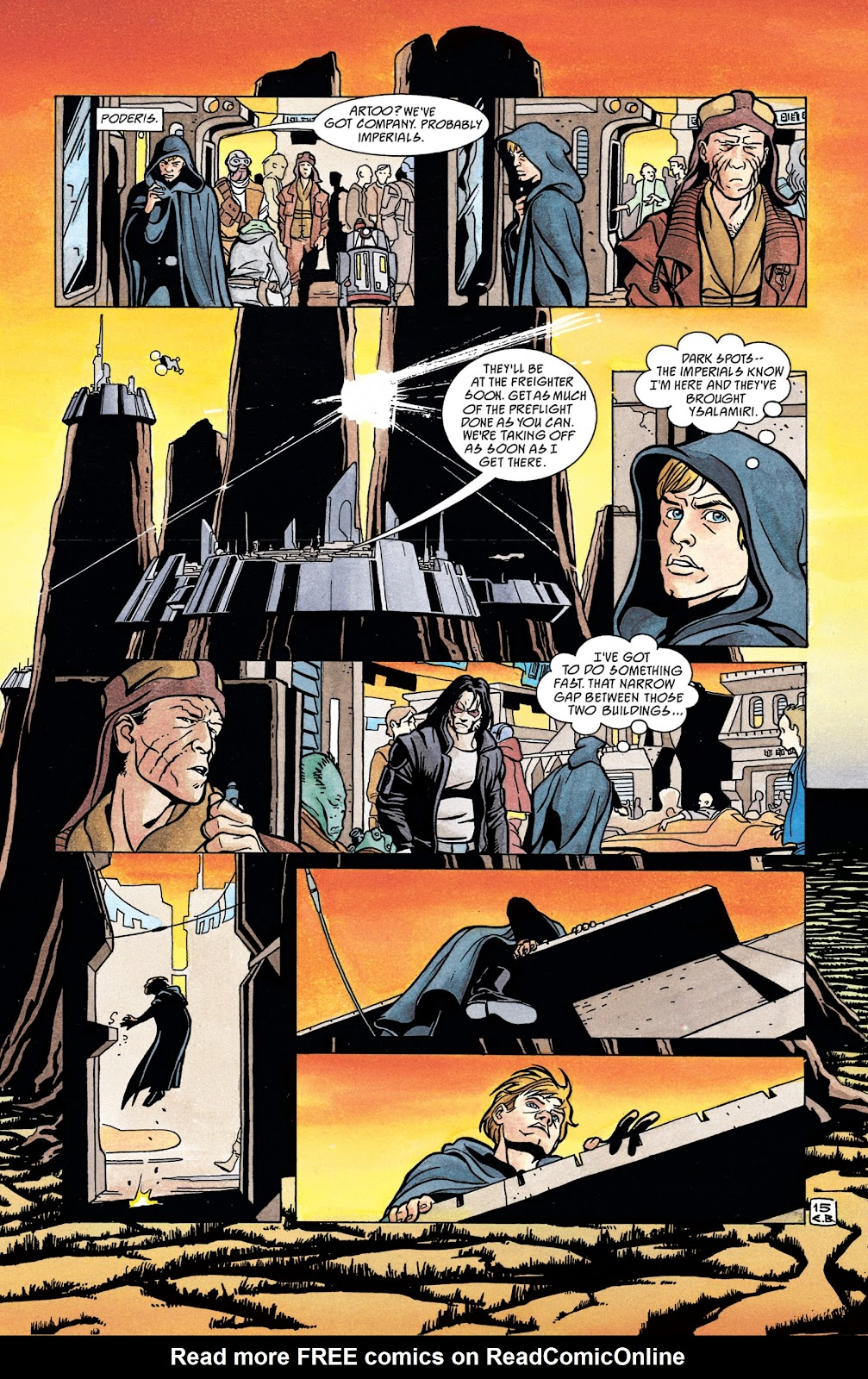 Read online Star Wars Legends: The New Republic - Epic Collection comic -  Issue # TPB 4 (Part 4) - 13