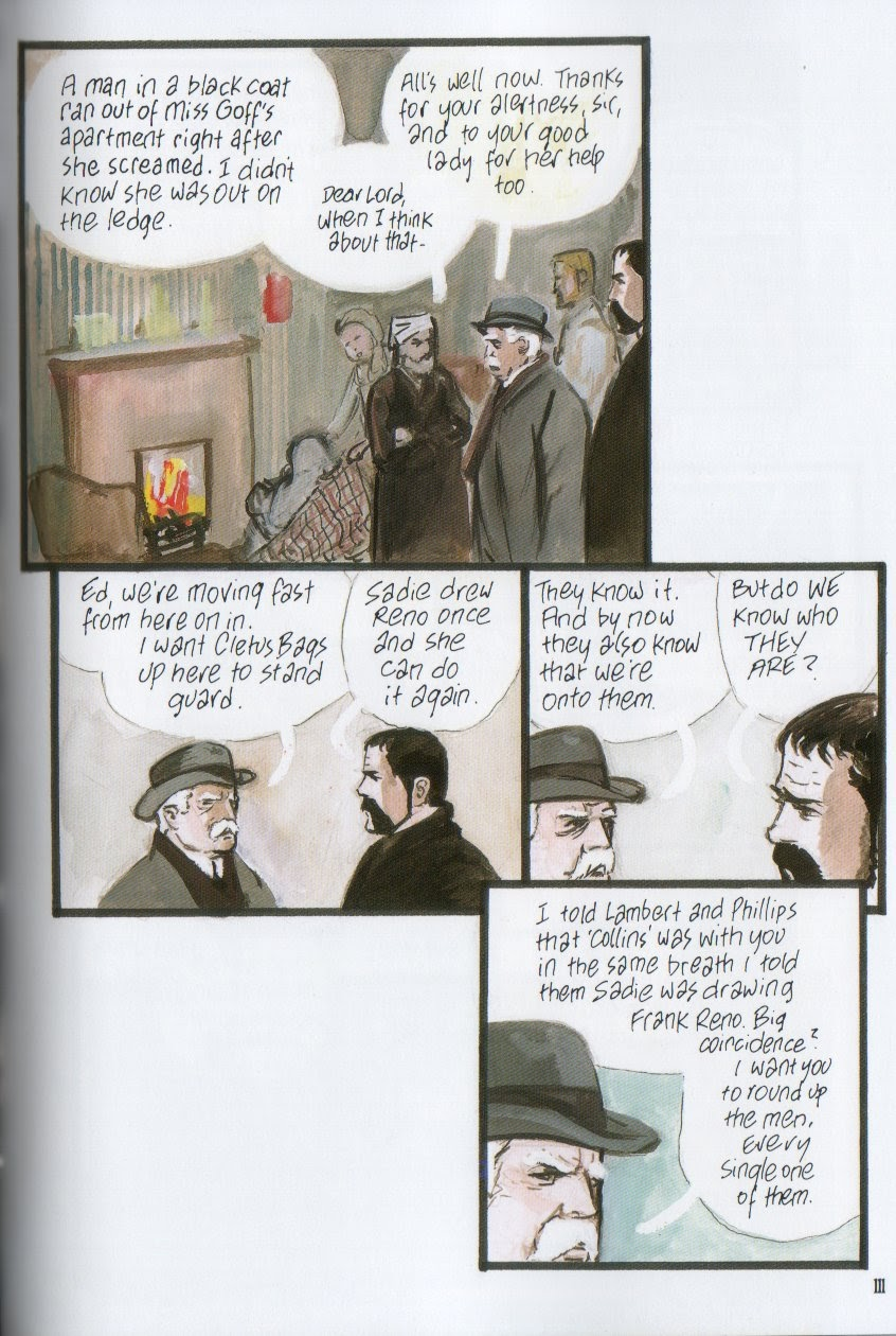 Read online The Black Diamond Detective Agency comic -  Issue # TPB - 105